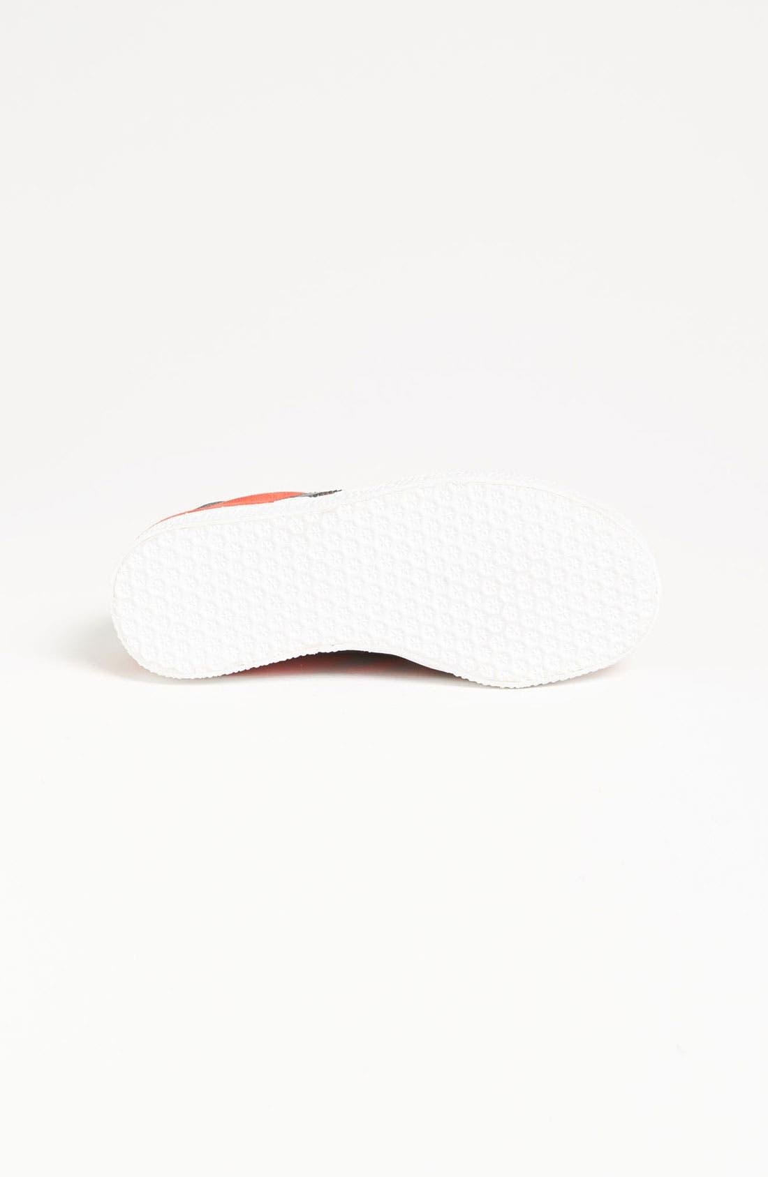 Alternate Image 4  - adidas 'Gazelle' Sneaker (Toddler & Little Kid)