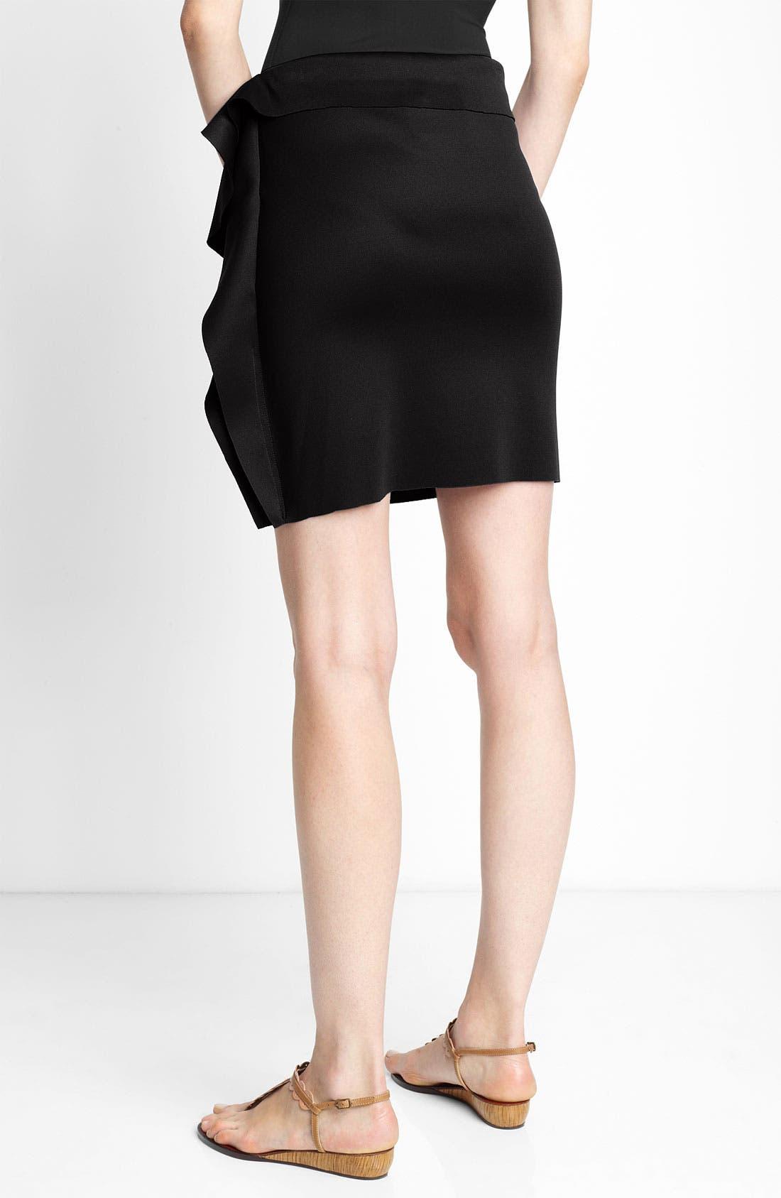 Alternate Image 2  - Lanvin Ruffle Cover-Up Skirt