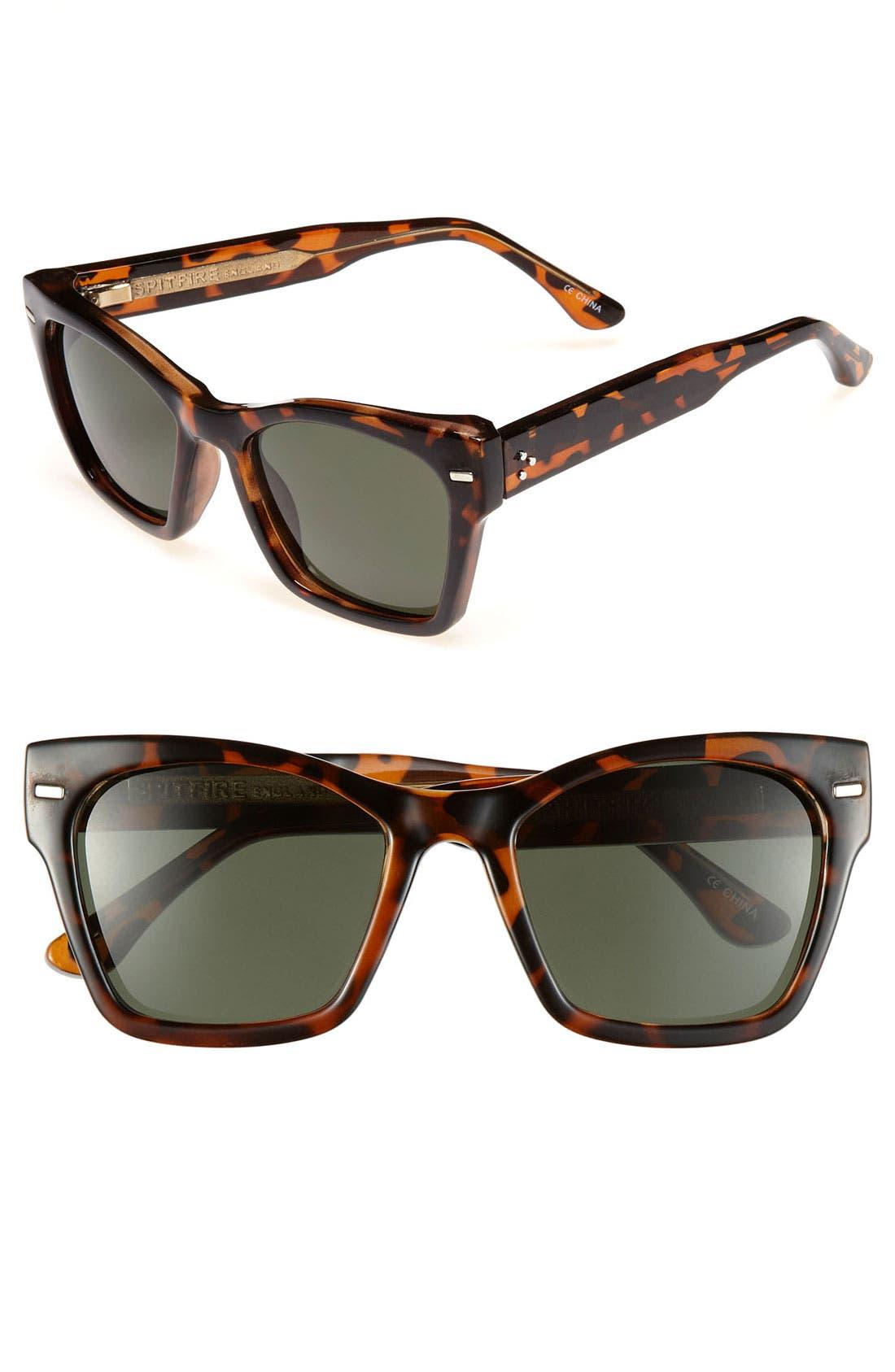 Main Image - Spitfire 53mm Retro Sunglasses
