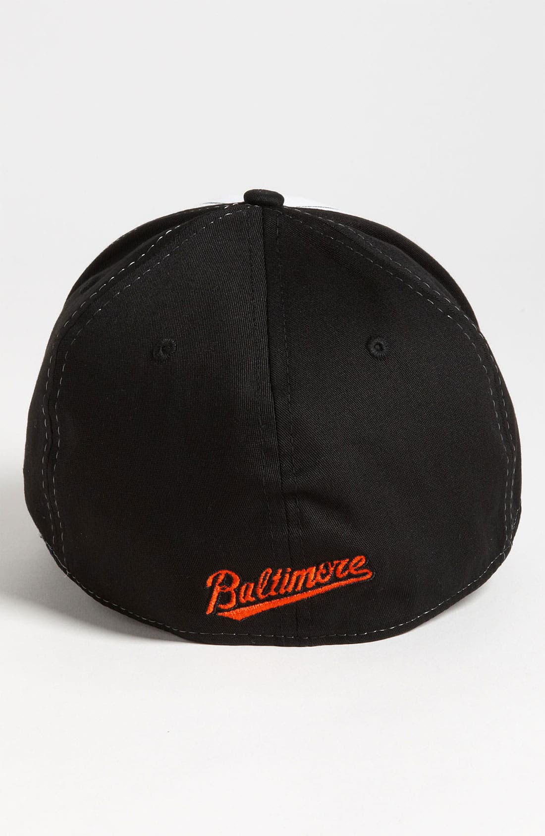 Alternate Image 2  - New Era Cap 'Baltimore Orioles - Plaidtastic' Fitted Baseball Cap