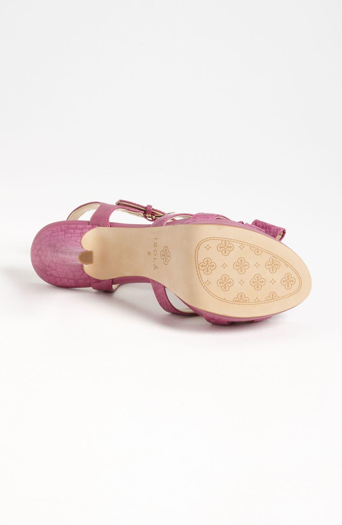 Alternate Image 4  - Isolá 'Daena' Sandal
