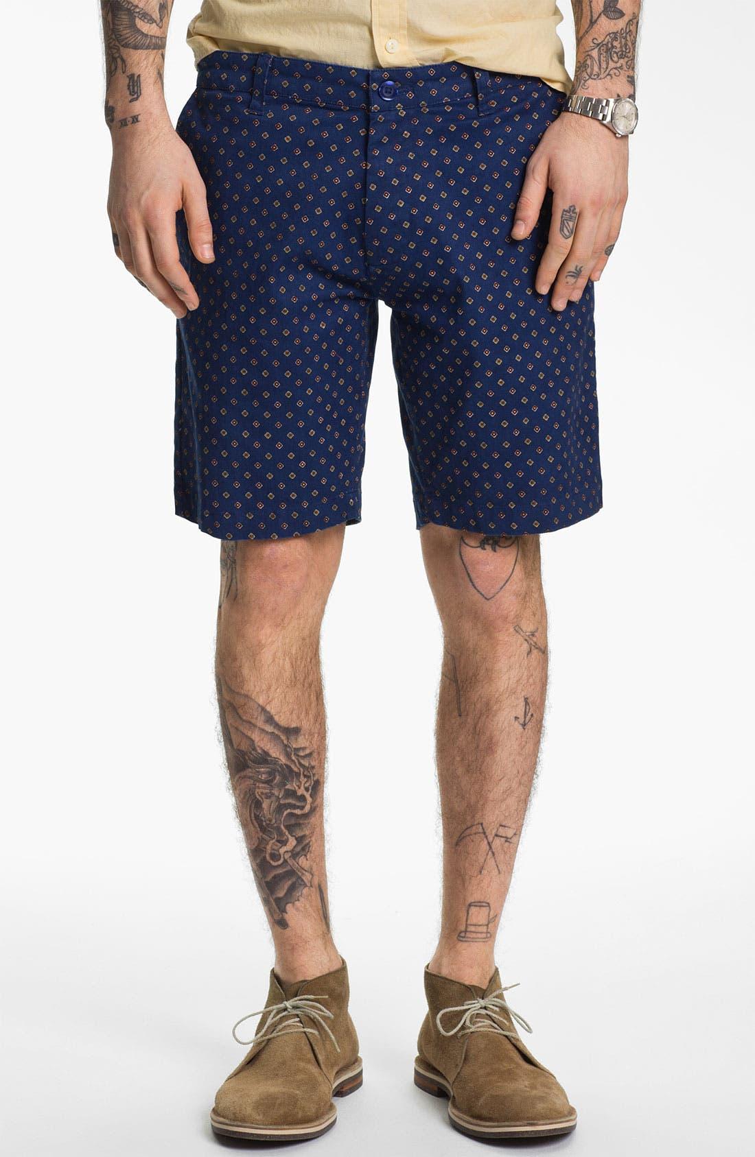 Main Image - Obey 'Tarmac' Shorts