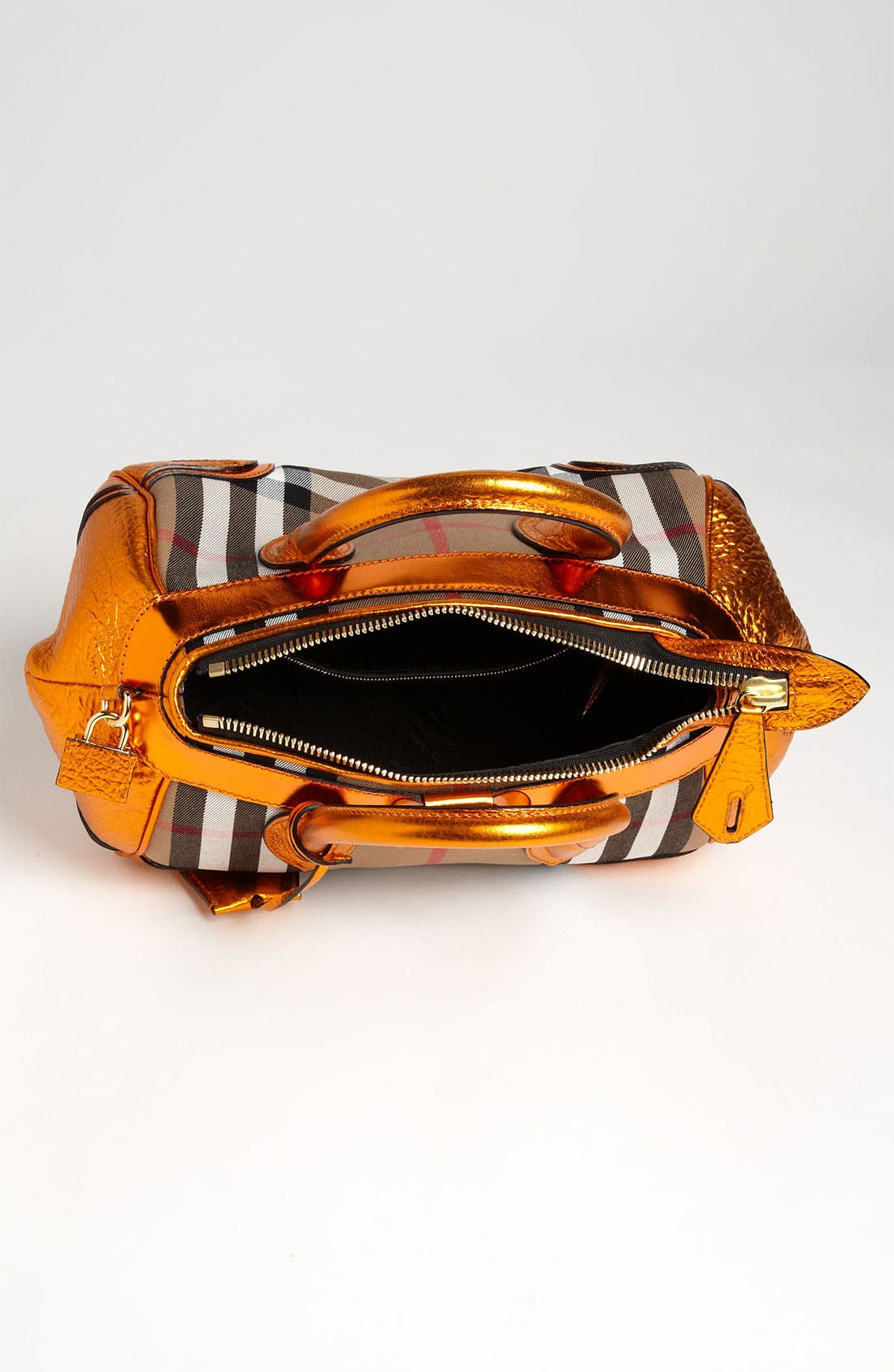 Alternate Image 3  - Burberry Prorsum 'Blaze' House Check Handbag