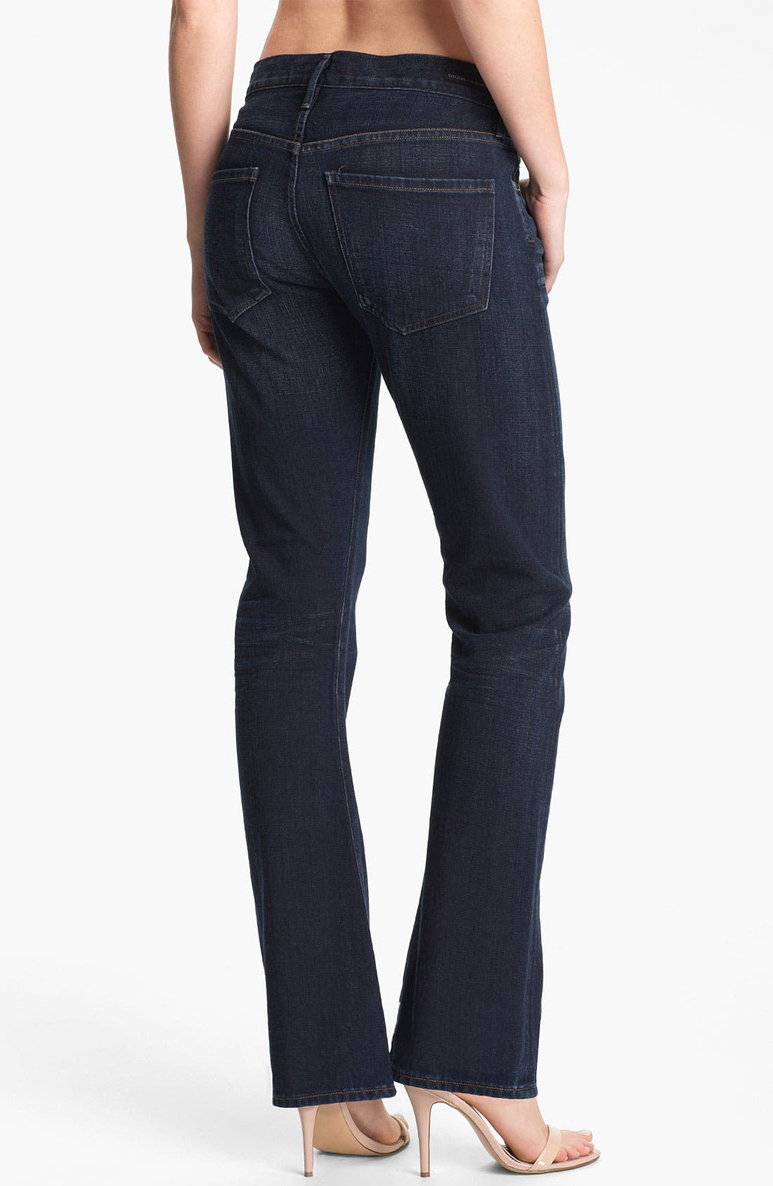 Alternate Image 2  - Citizens of Humanity 'Riley' Boyfriend Bootcut Jeans