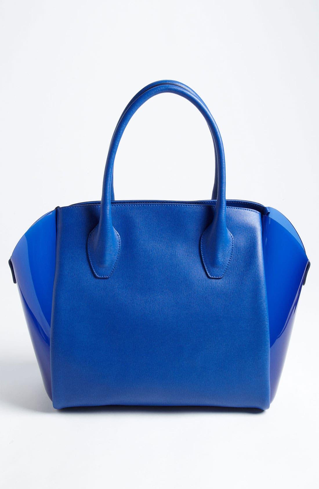 Alternate Image 4  - Furla 'Olimpia - Medium' Shopper