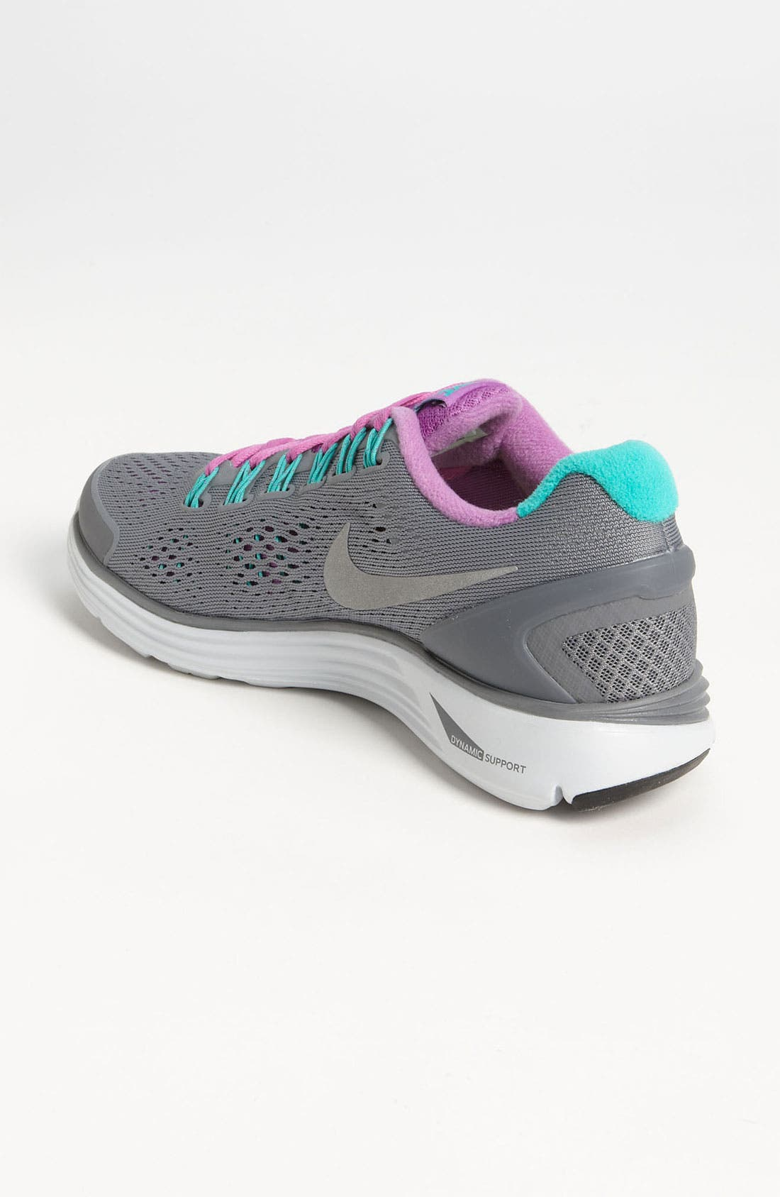 Alternate Image 2  - Nike 'LunarGlide+ 4' Running Shoe (Women)