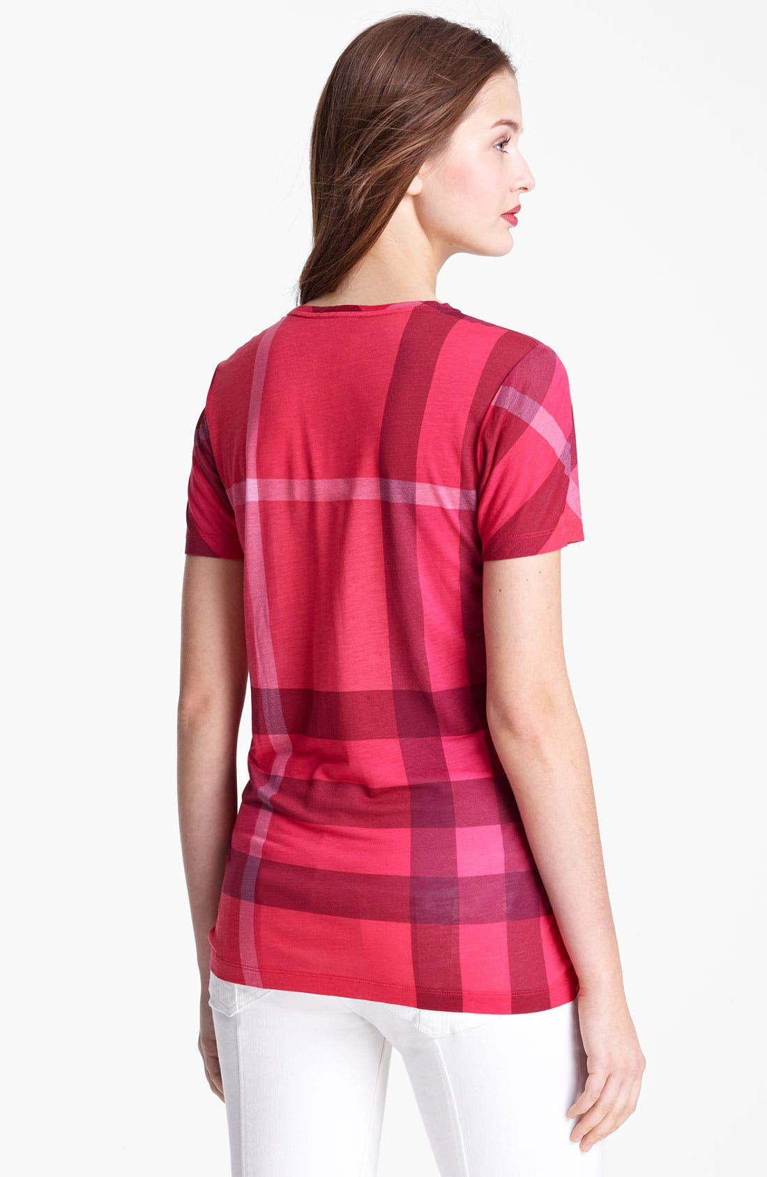 Alternate Image 2  - Burberry Brit Short Sleeve Tee