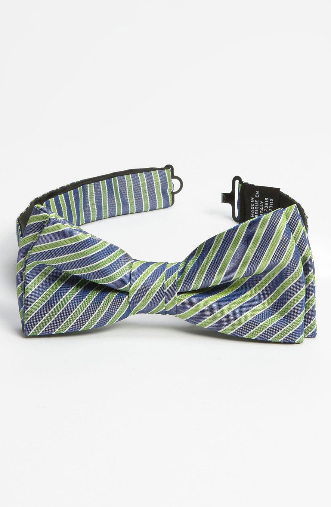 Alternate Image 1 Selected - BOSS Black Silk Bow Tie