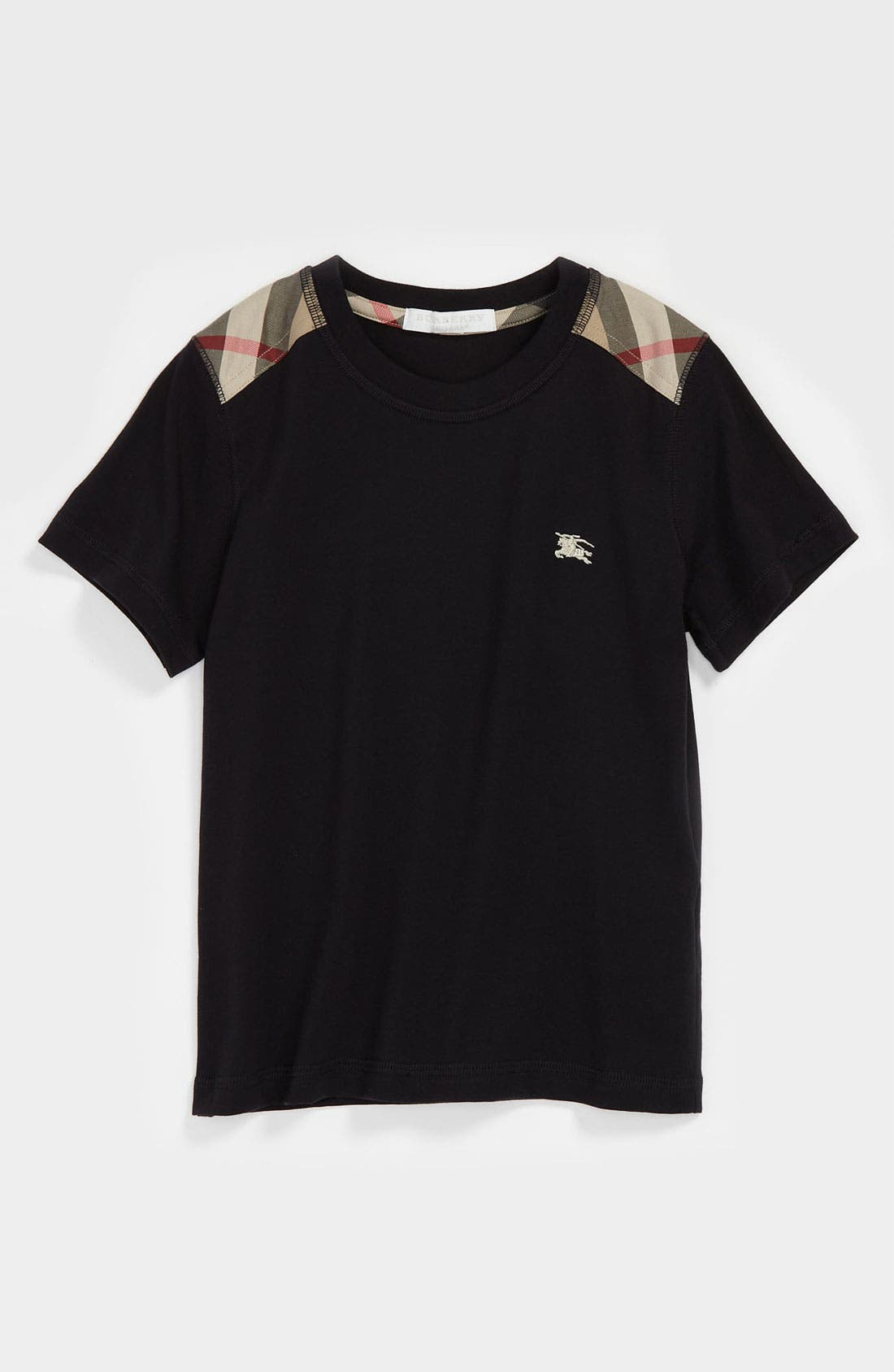 Alternate Image 1 Selected - Burberry 'Lencel' T-Shirt (Little Boys & Big Boys)