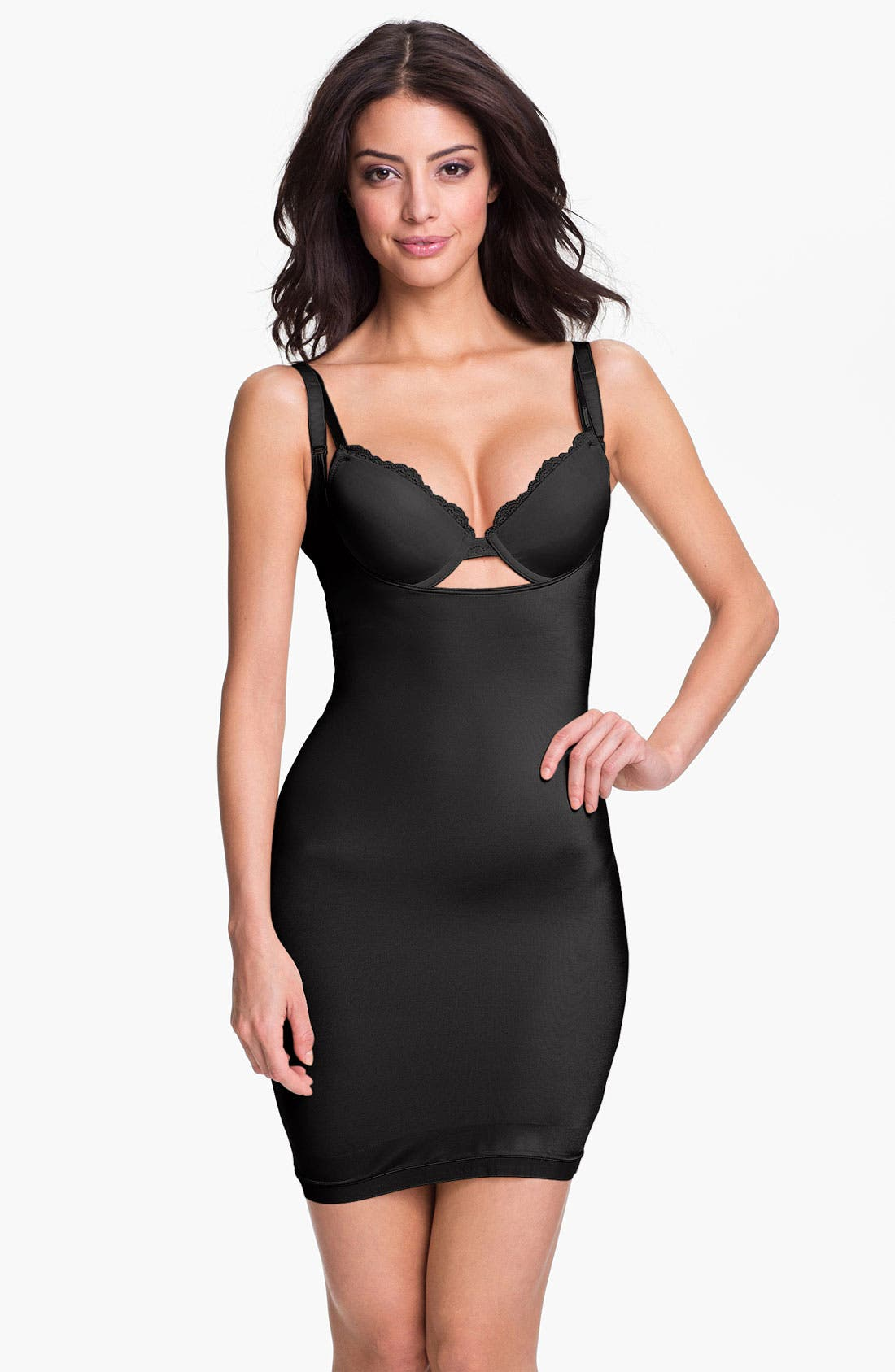 Alternate Image 1 Selected - SPANX® 'Slimplicity' Underbust Slip Shaper