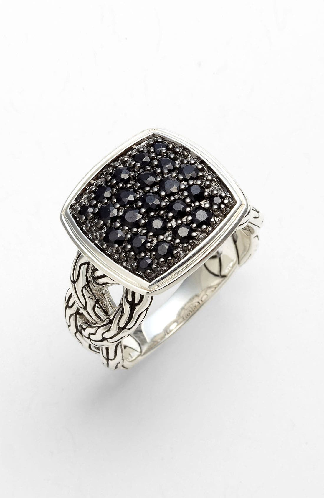 Alternate Image 1 Selected - John Hardy 'Classic Chain - Lava' Small Cocktail Ring