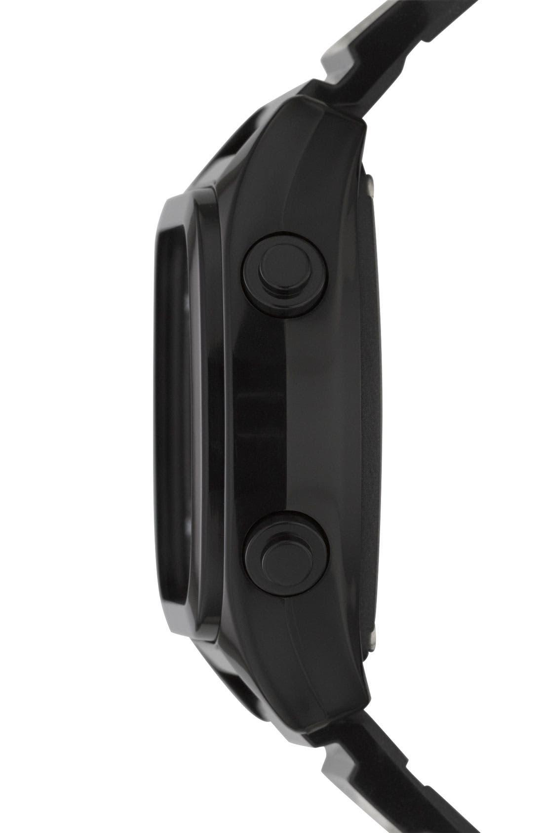 Alternate Image 2  - adidas Originals 'Sydney' Digital Resin Strap Watch, 40mm