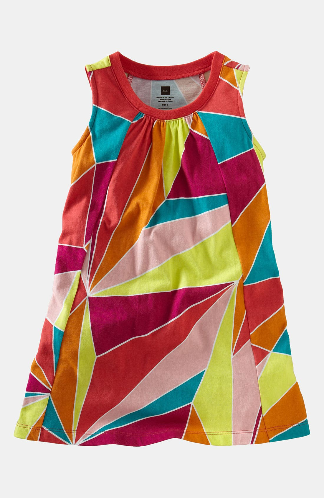 Alternate Image 1 Selected - Tea Collection 'Bo-Kaap' Dress (Baby)