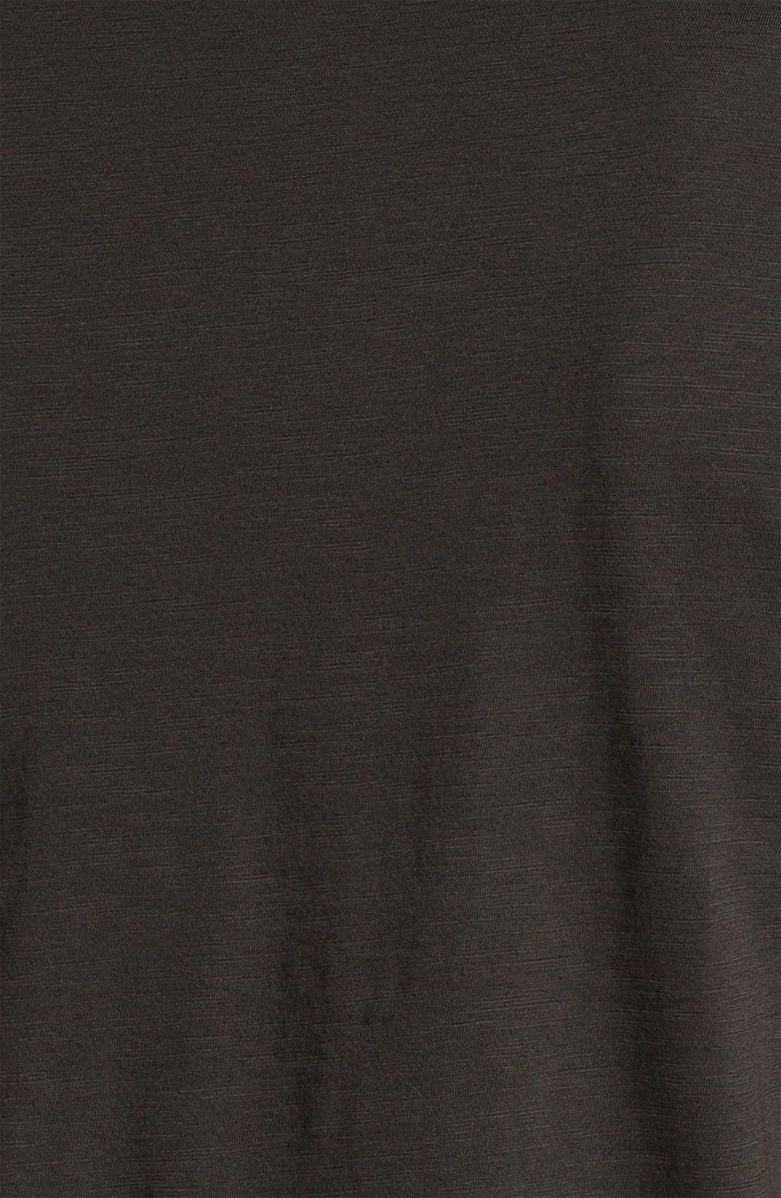 Alternate Image 3  - Jeremiah 'Izaak' Slub T-Shirt