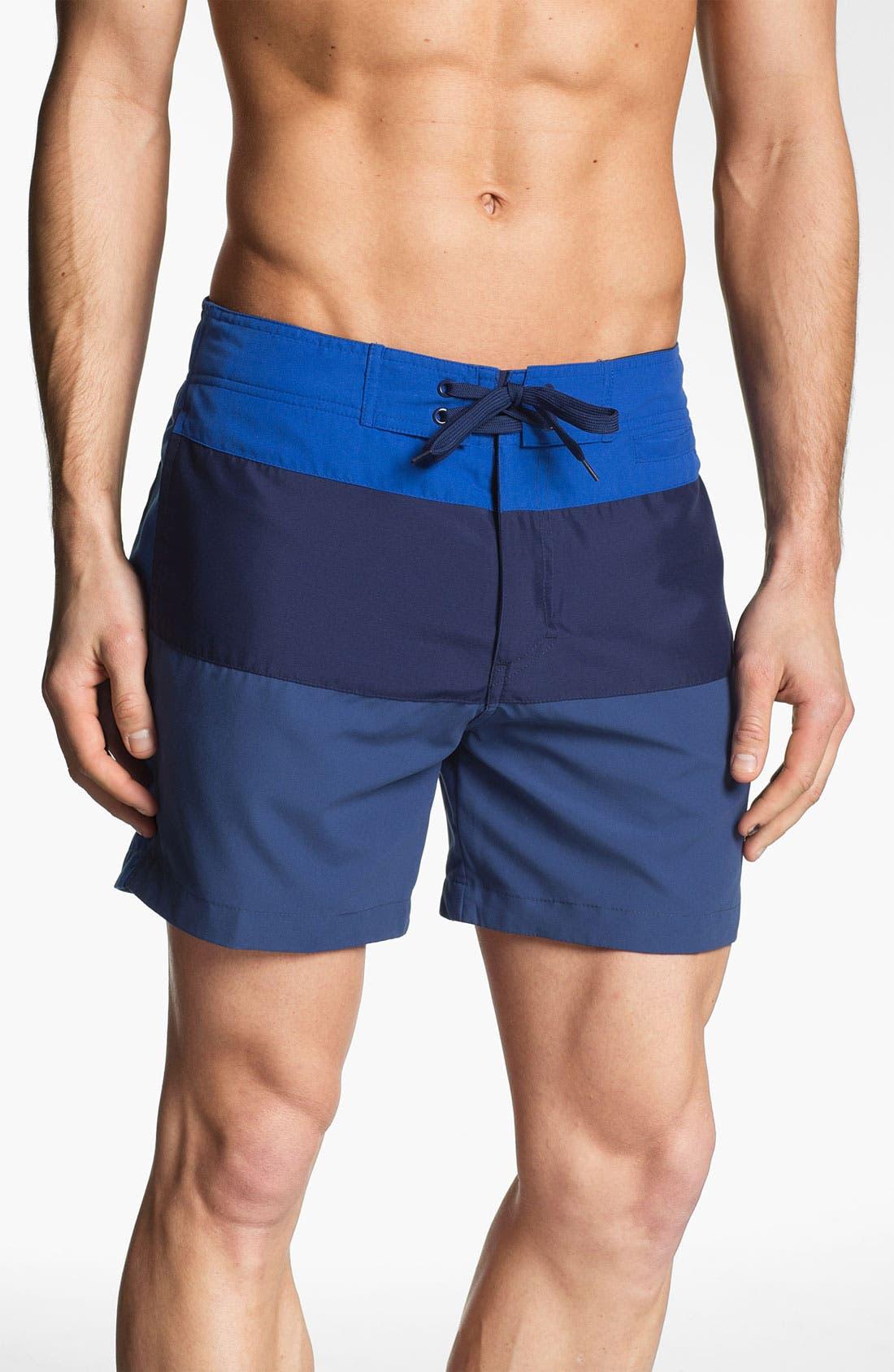 Alternate Image 1 Selected - number:LAB Swim Trunks