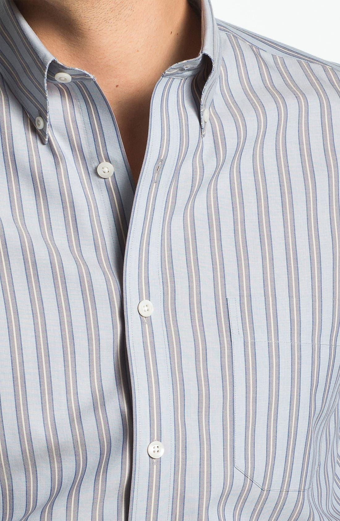 Alternate Image 3  - Nordstrom Regular Fit Sport Shirt
