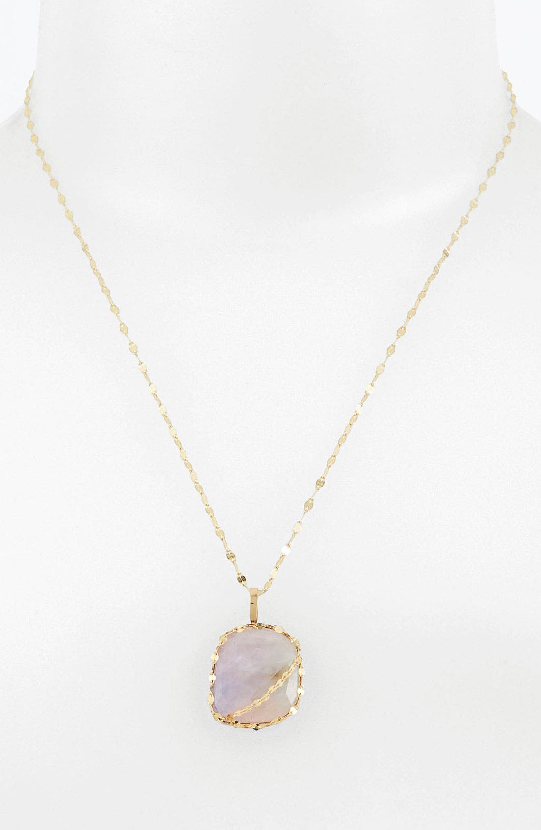 Alternate Image 1 Selected - Lana Jewelry 'Stone Gold - Paragon' Pendant Necklace