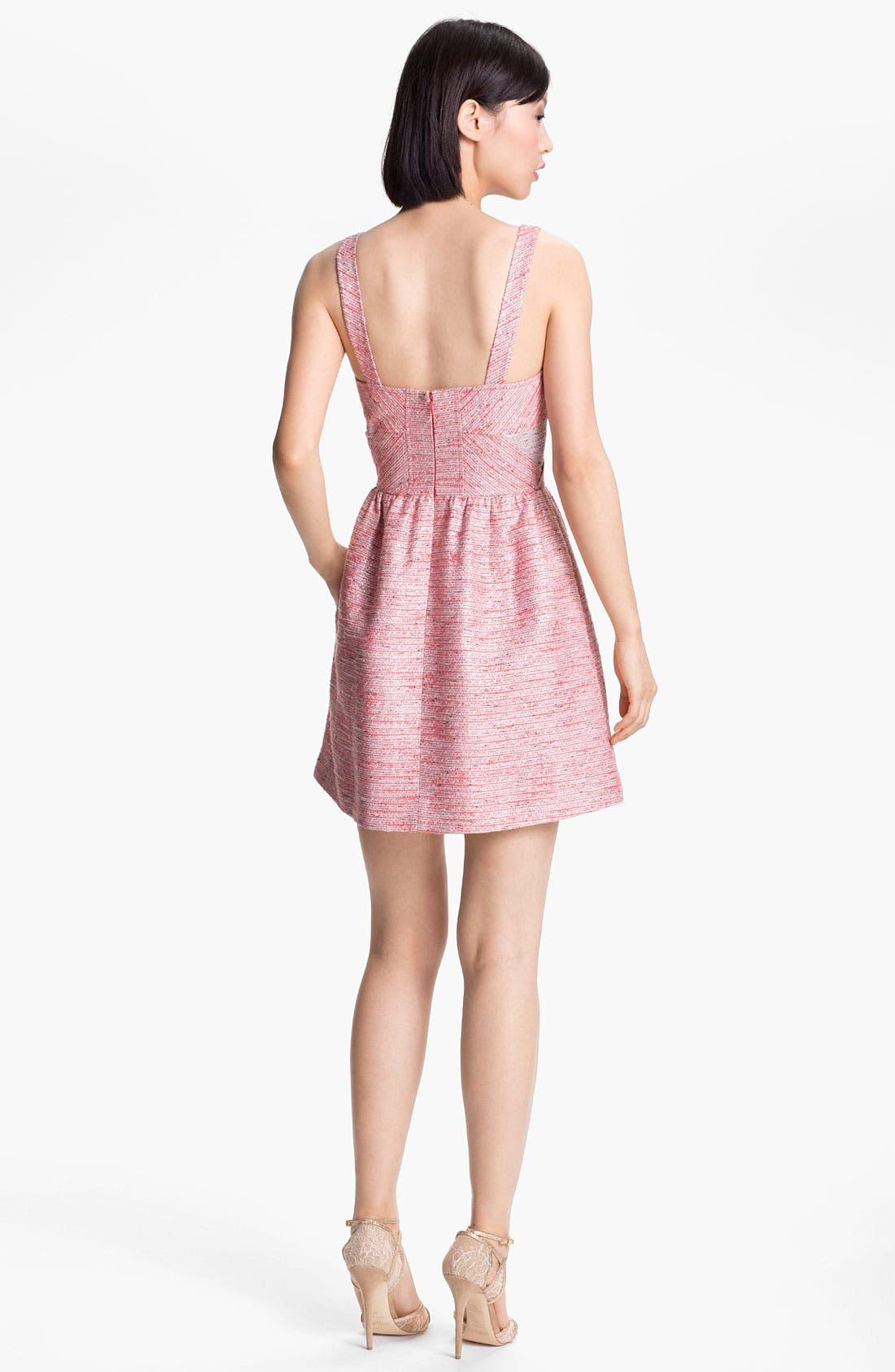 Alternate Image 2  - Mcginn 'London' Tweed Dress