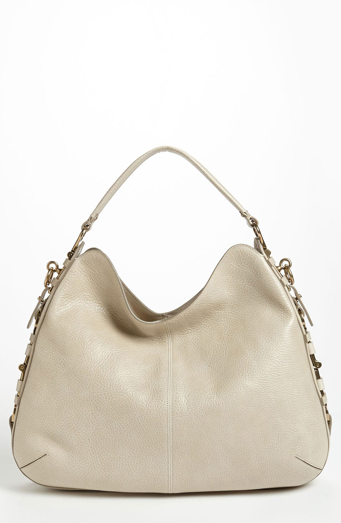 Main Image - Salvatore Ferragamo 'Fergie - Small' Hobo