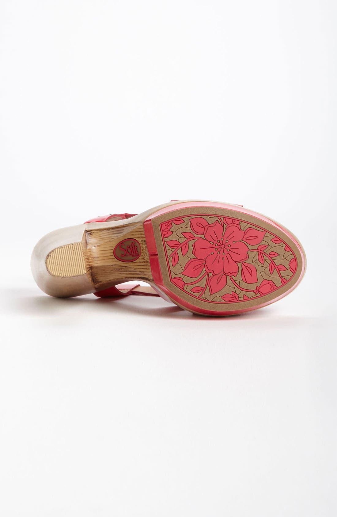 Alternate Image 4  - Söfft 'Velia' Sandal