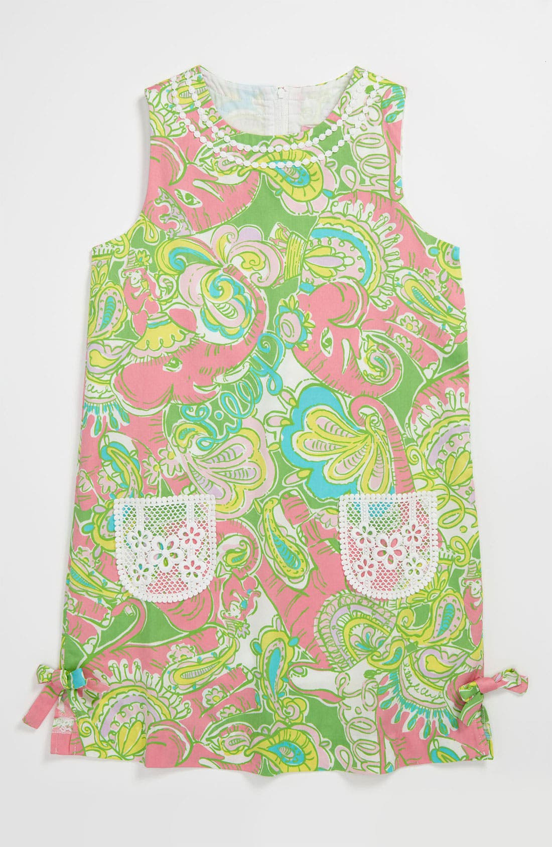 Main Image - Lilly Pulitzer® Shift Dress (Little Girls & Big Girls)