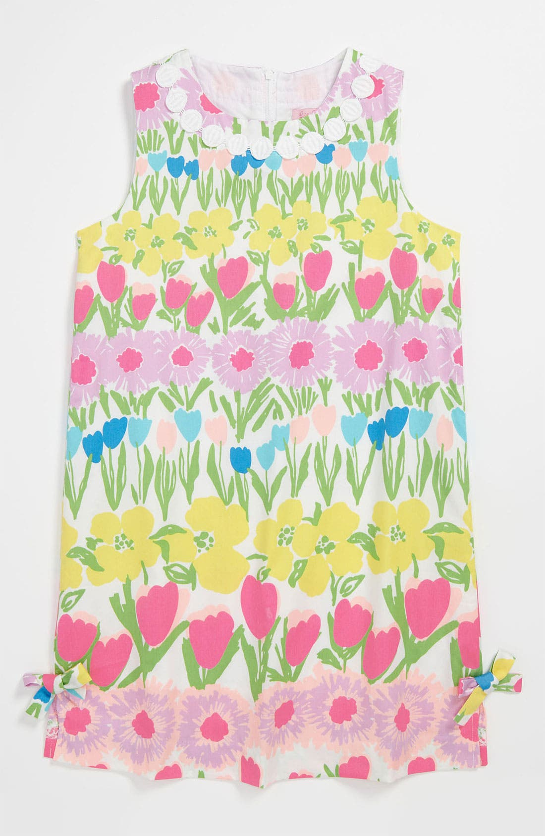 Alternate Image 1 Selected - Lilly Pulitzer® 'Little Lilly' Shift Dress (Little Girls & Big Girls)