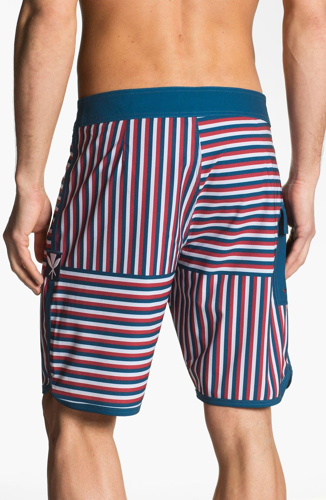 Alternate Image 2  - RVCA 'Makua' Board Shorts