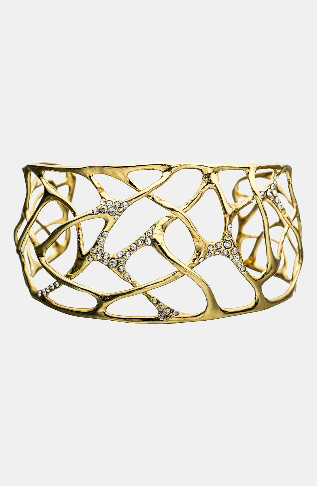 Alternate Image 1 Selected - Alexis Bittar 'Miss Havisham - Liquid Gold' Cuff