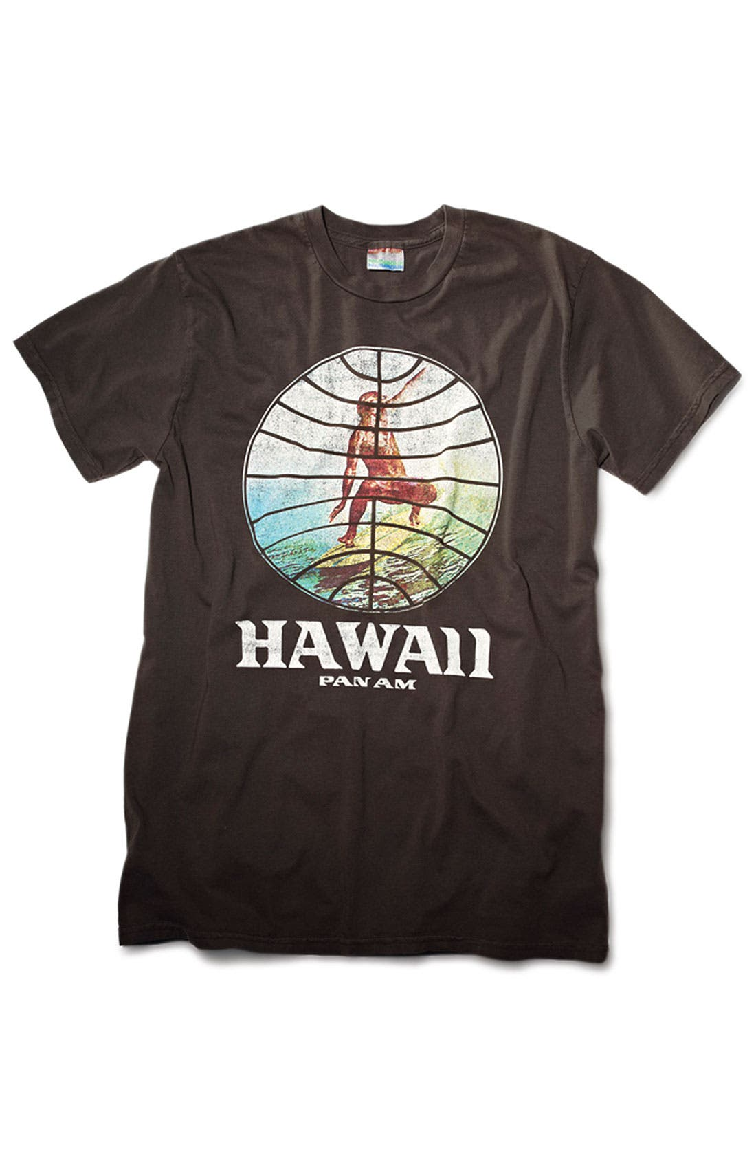 Alternate Image 4  - PalmerCash 'Pan Am Hawaii' Graphic T-Shirt