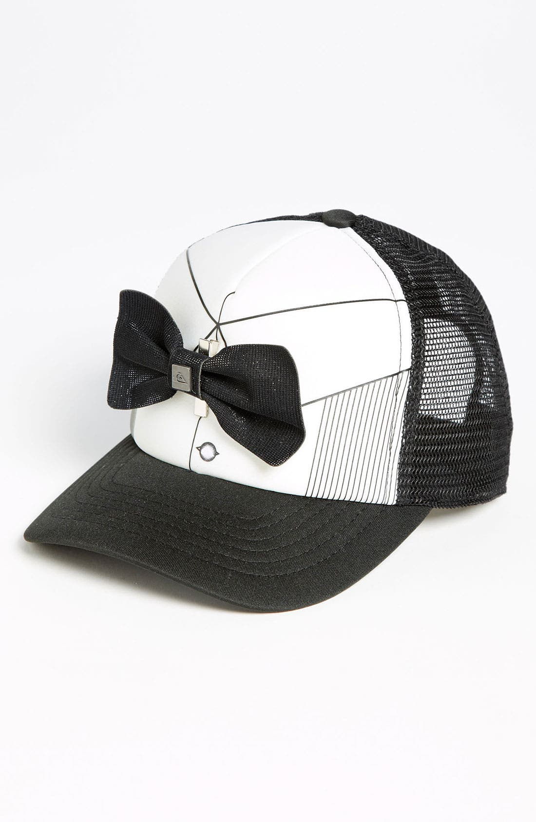 Alternate Image 1 Selected - Quiksilver 'Diggler' Trucker Hat (Boys)