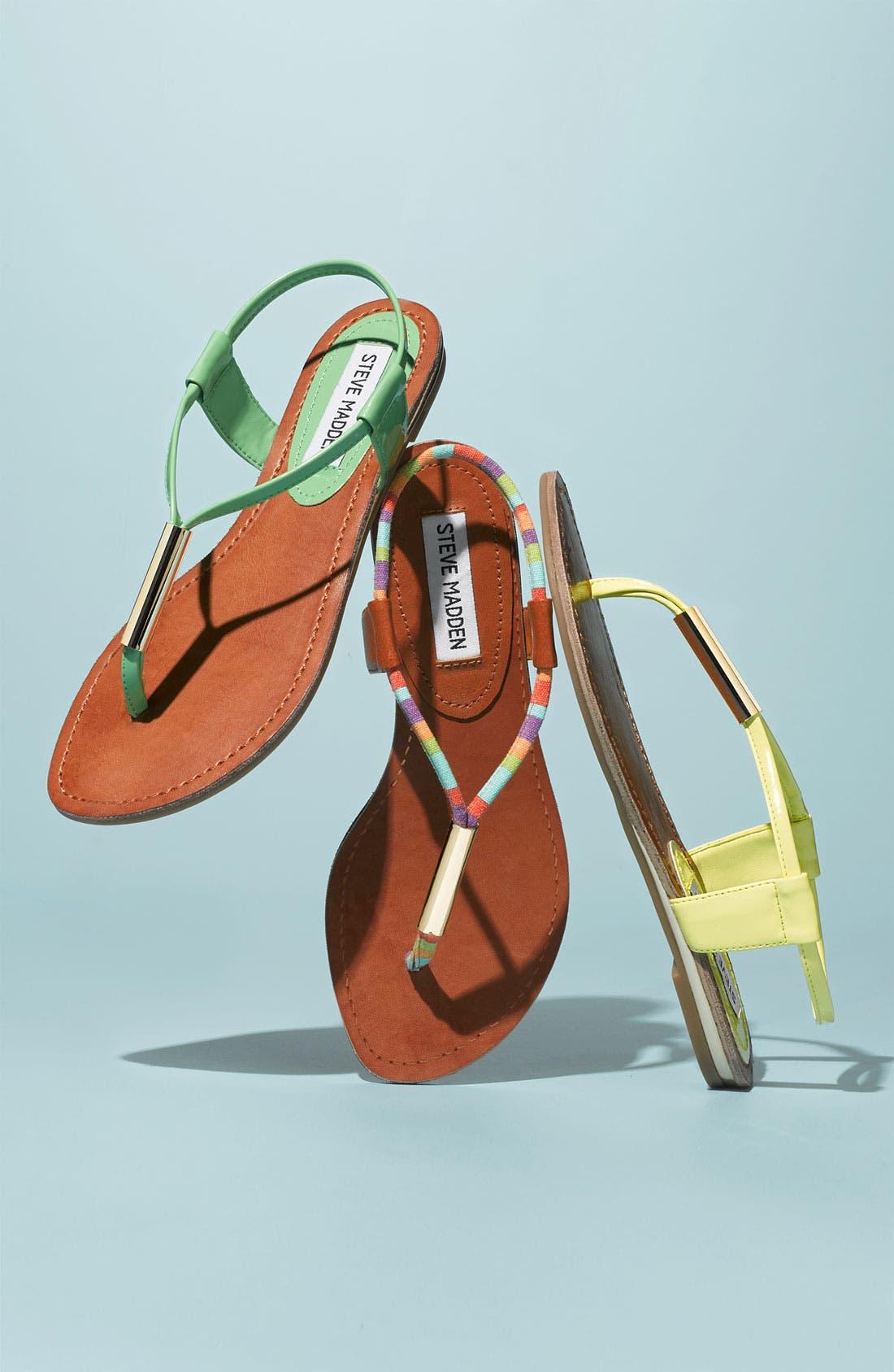 Alternate Image 5  - Steve Madden 'Hamil' Sandal