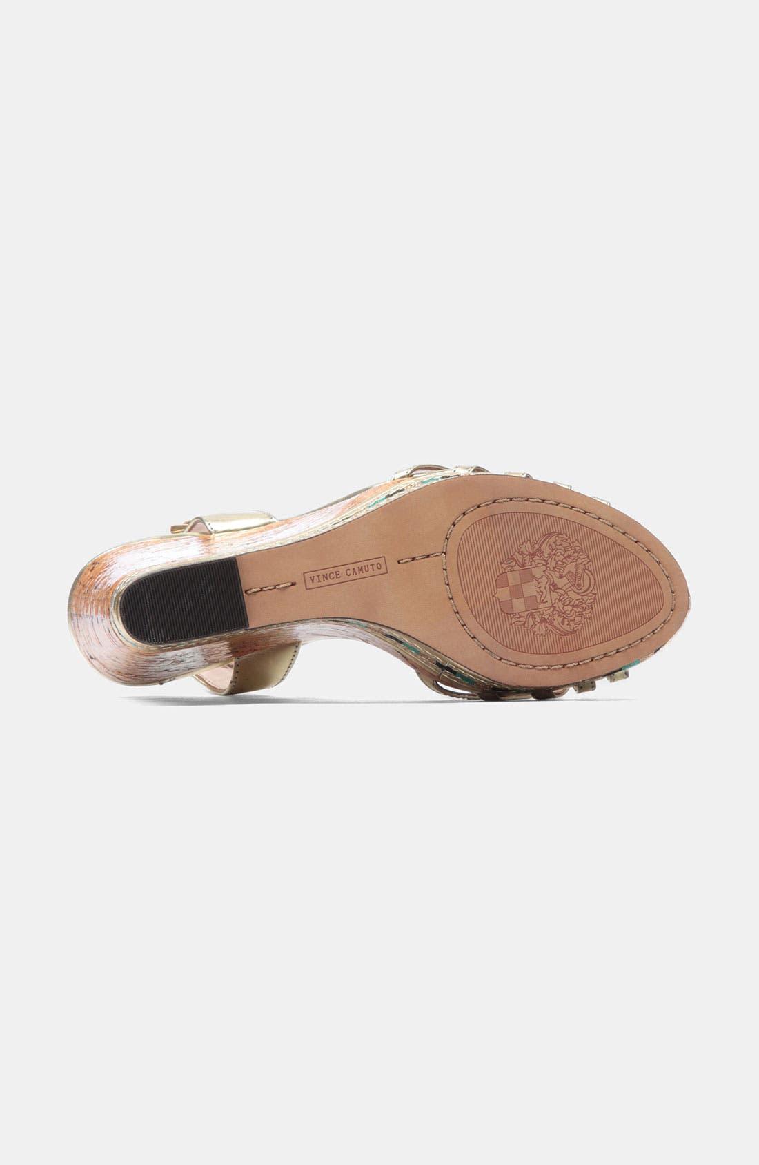 Alternate Image 4  - Vince Camuto 'Tasha' Sandal