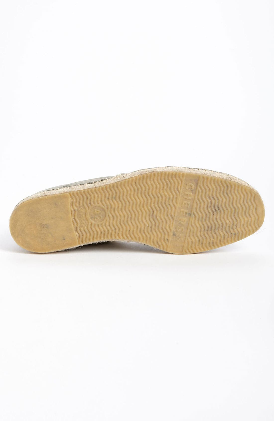 Alternate Image 4  - Soludos Camo Espadrille Slip-On (Men)