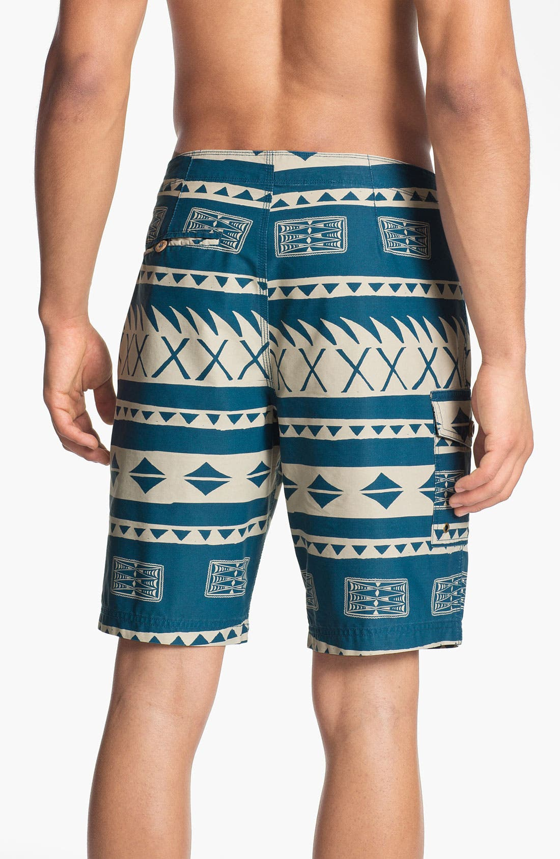 Alternate Image 2  - Jack O'Neill 'Bukit Print' Board Shorts