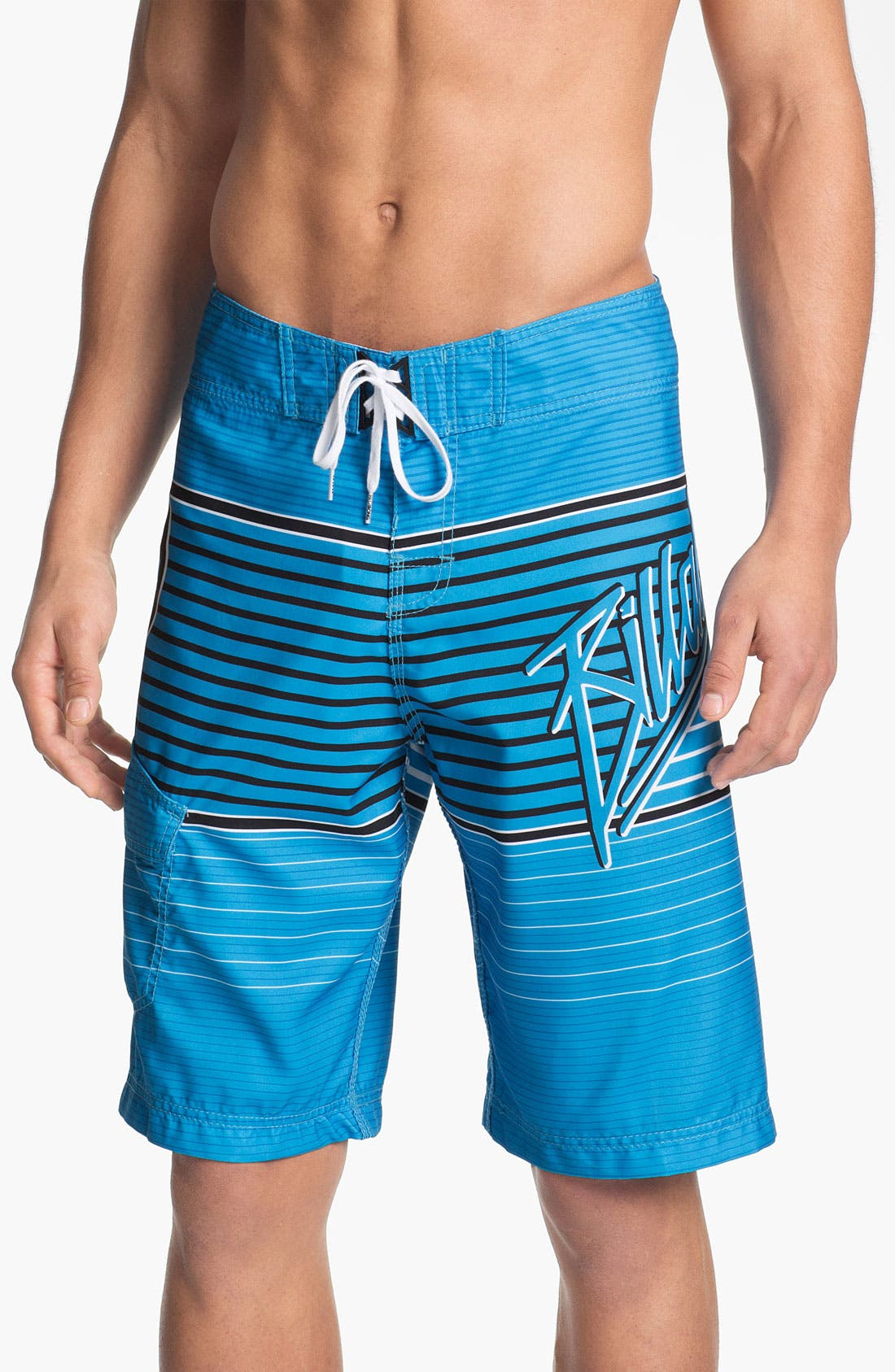 Alternate Image 1 Selected - Billabong 'All League' Board Shorts