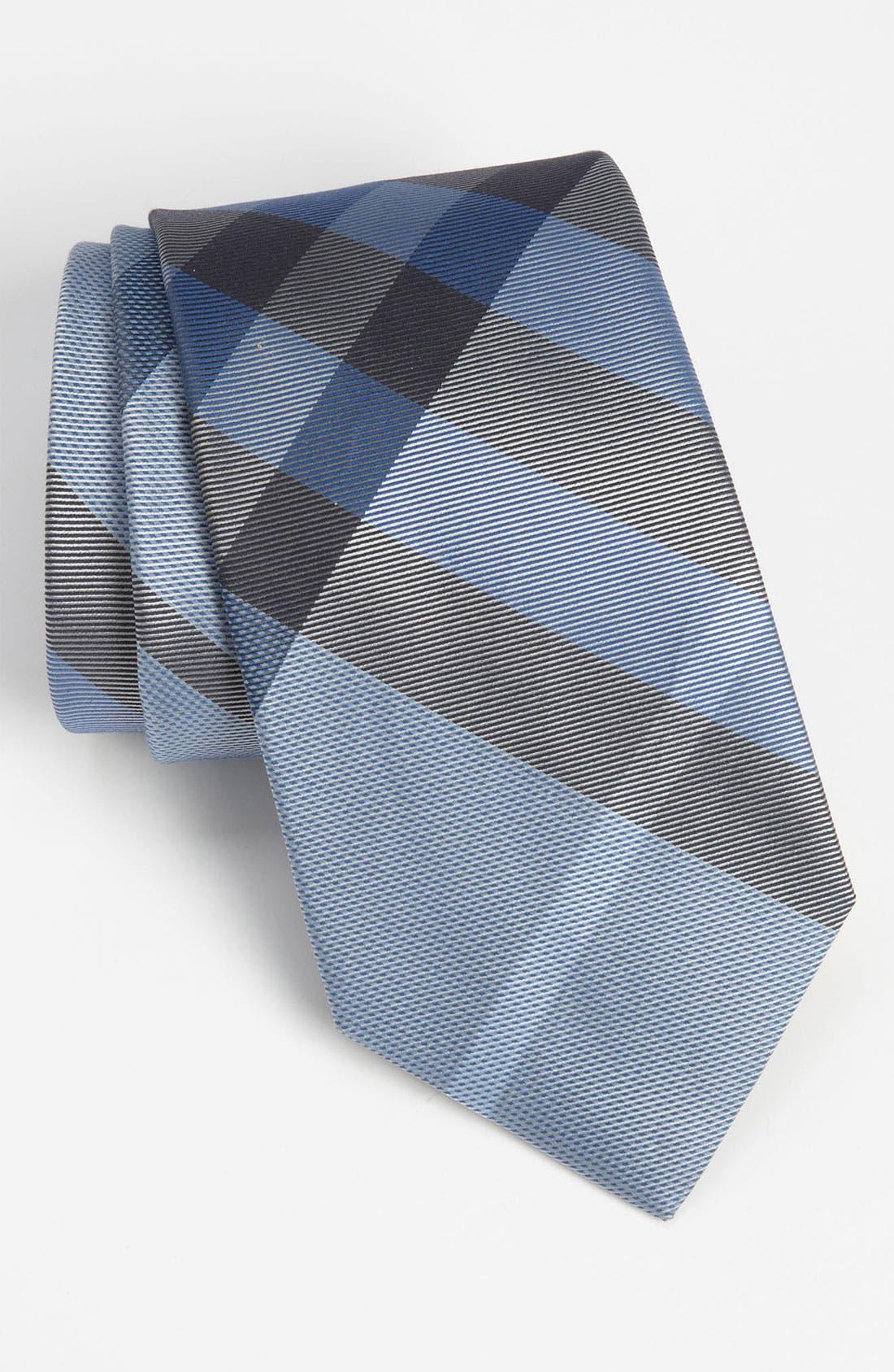 Main Image - Burberry London Silk Blend Tie
