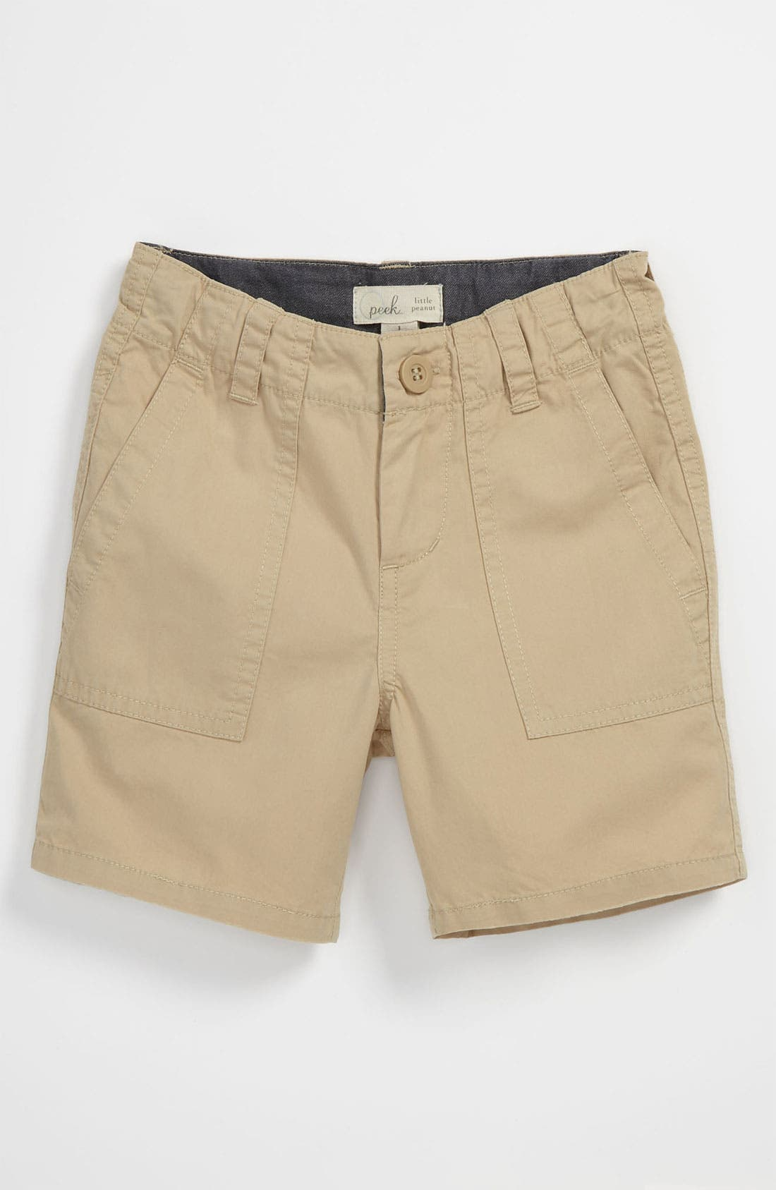 Alternate Image 1 Selected - Peek 'Jericho' Shorts (Baby)
