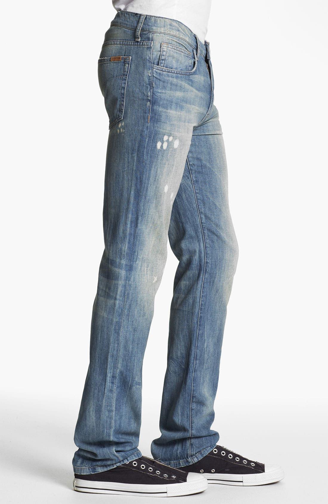Alternate Image 3  - Joe's 'Brixton' Slim Straight Leg Jeans (Wyeth)