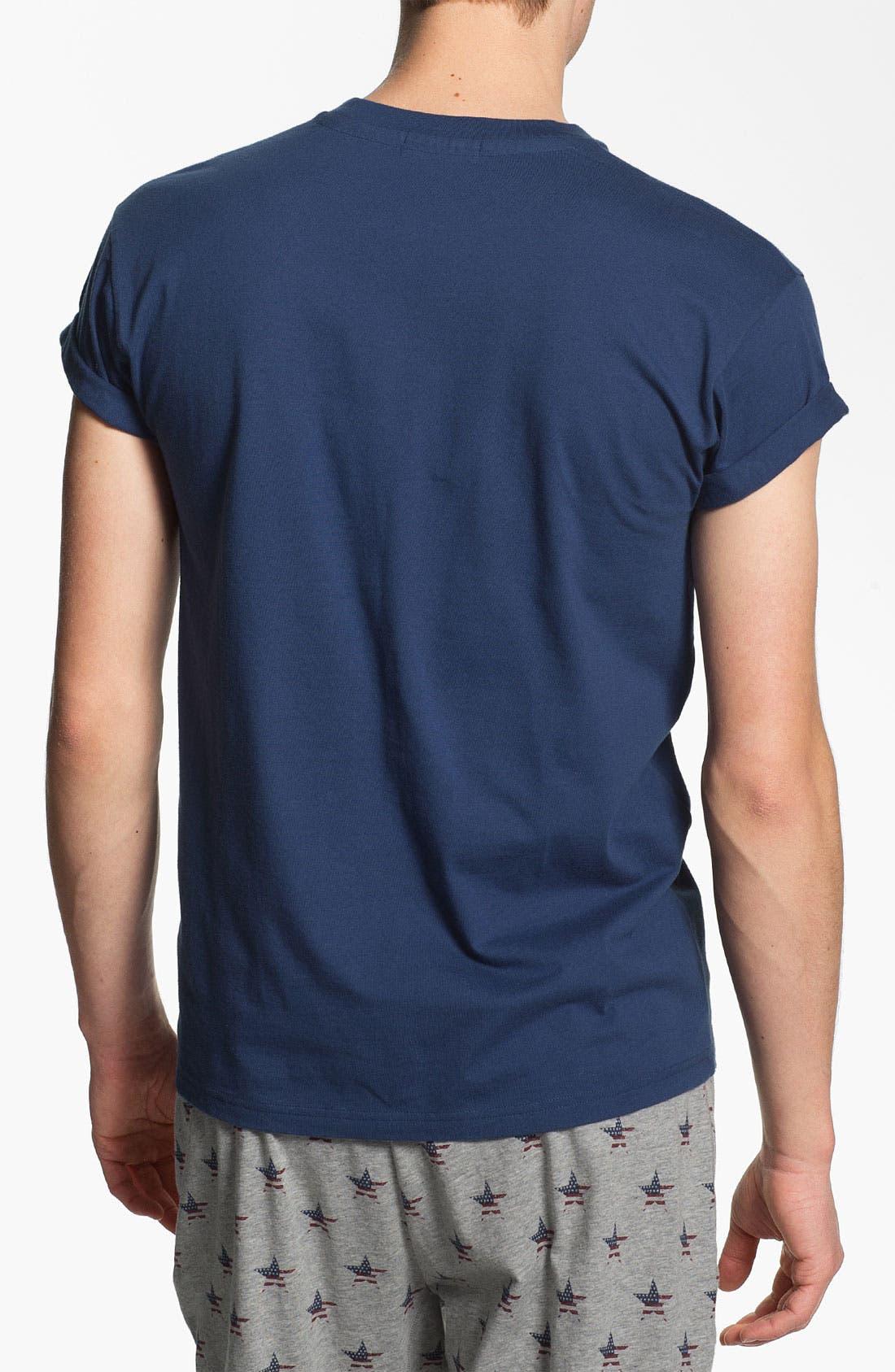 Alternate Image 2  - Topman 'High Roller' T-Shirt