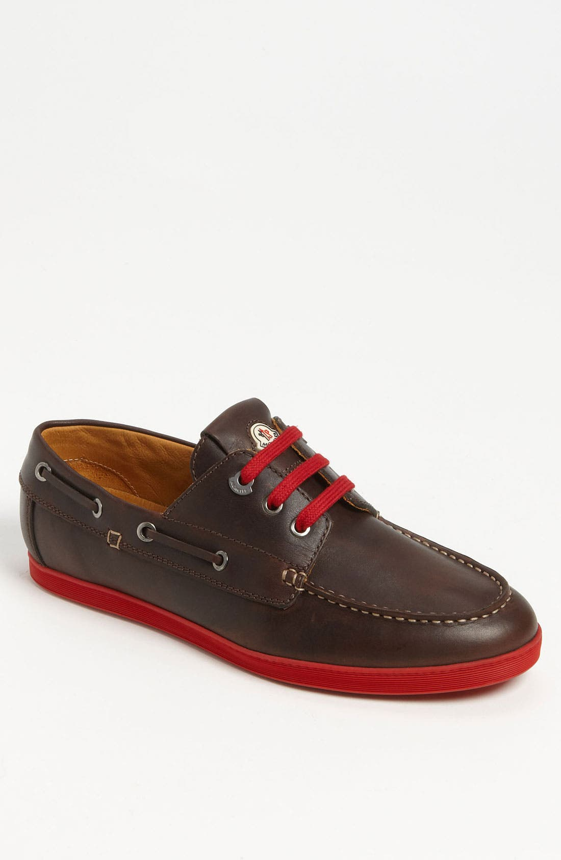 Alternate Image 1 Selected - Moncler 'Guadeloupe' Boat Shoe
