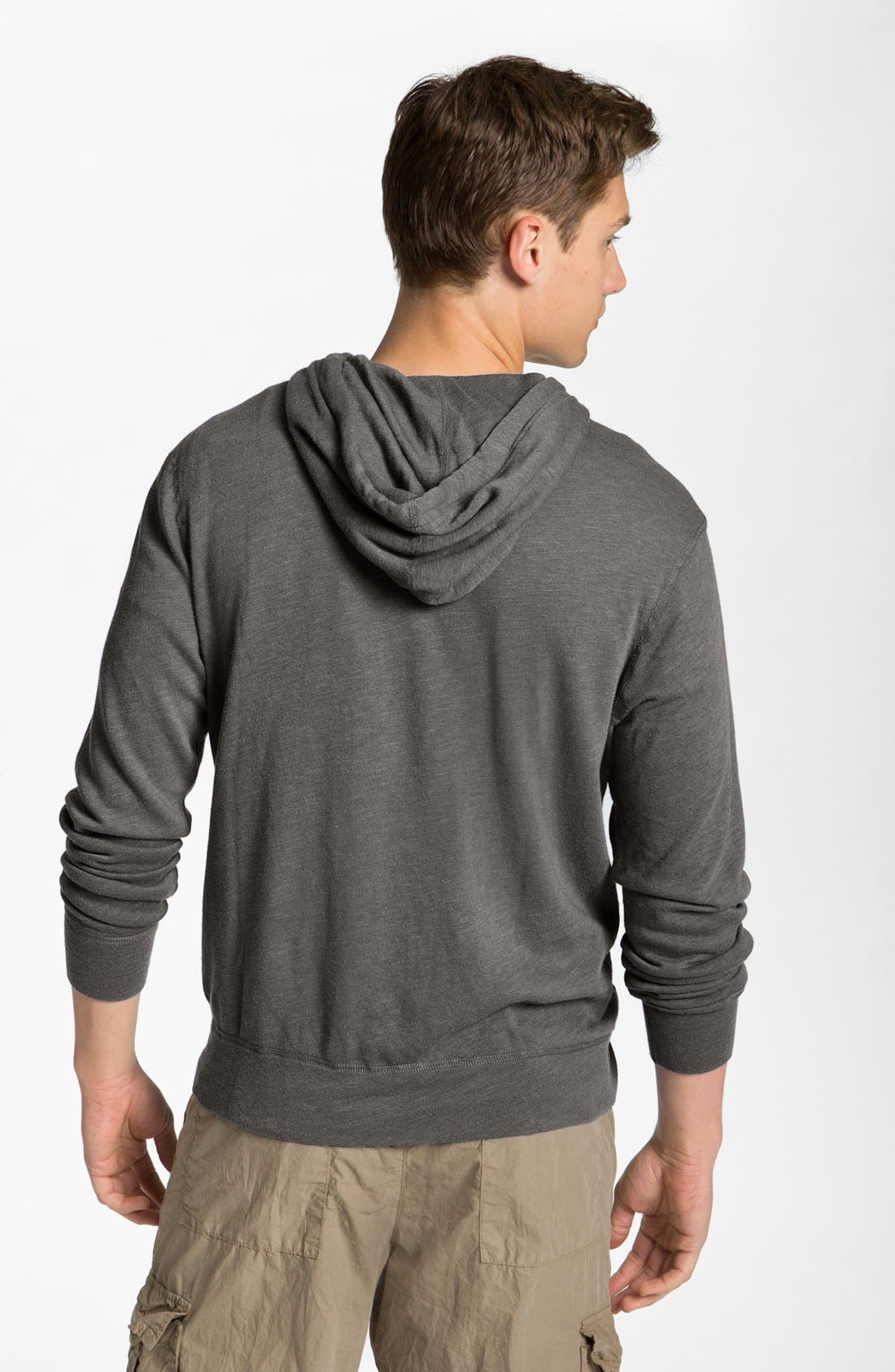 Alternate Image 2  - James Perse 'Vintage' Hoodie