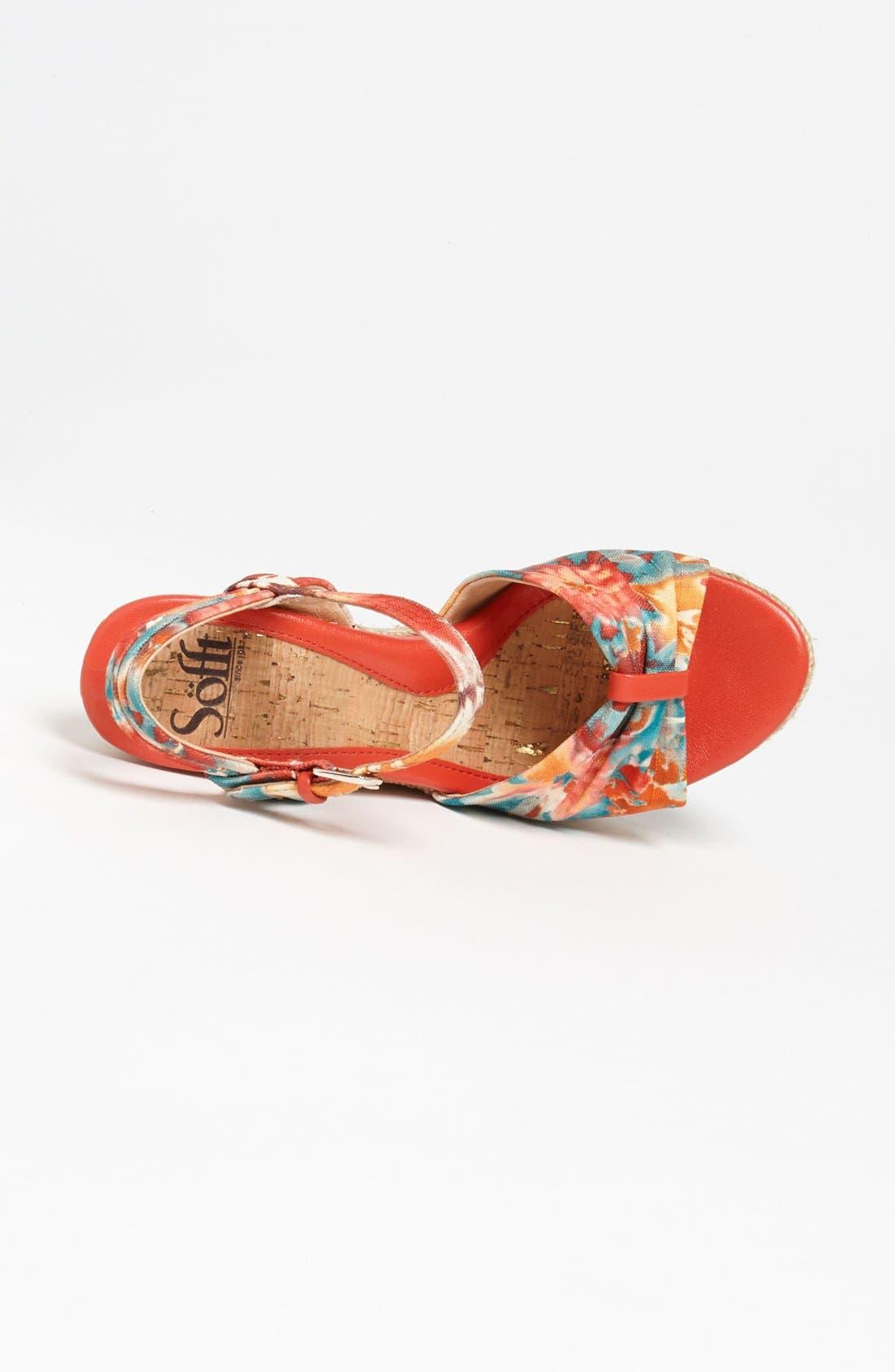 Alternate Image 3  - Söfft 'Peggie' Sandal
