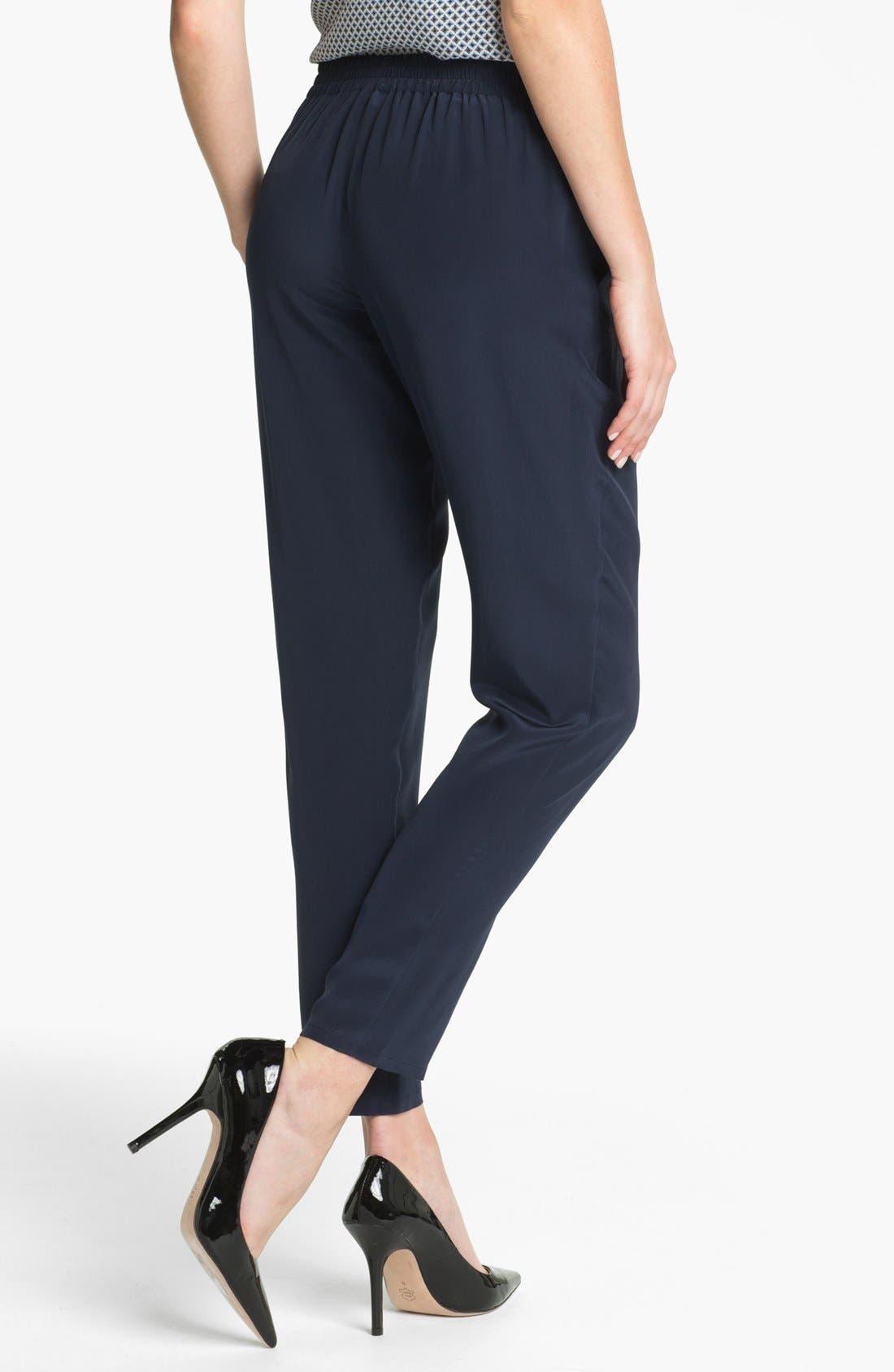Alternate Image 2  - Joie 'Julietta' Silk Pants