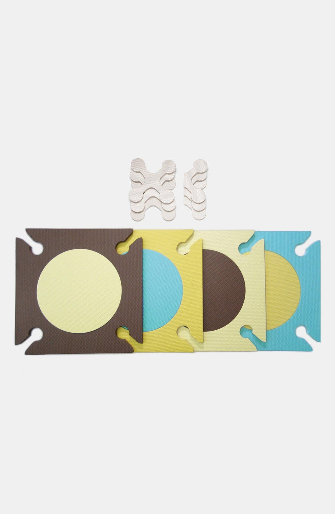 Alternate Image 2  - Skip Hop 'PLAYSPOTS - Zoo' Foam Floor Tiles