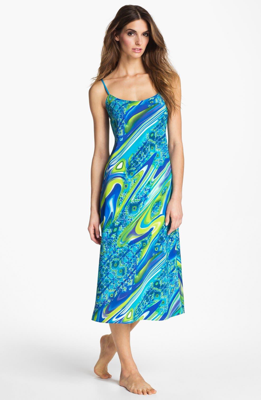 Alternate Image 1 Selected - Natori 'Mandaue' Nightgown