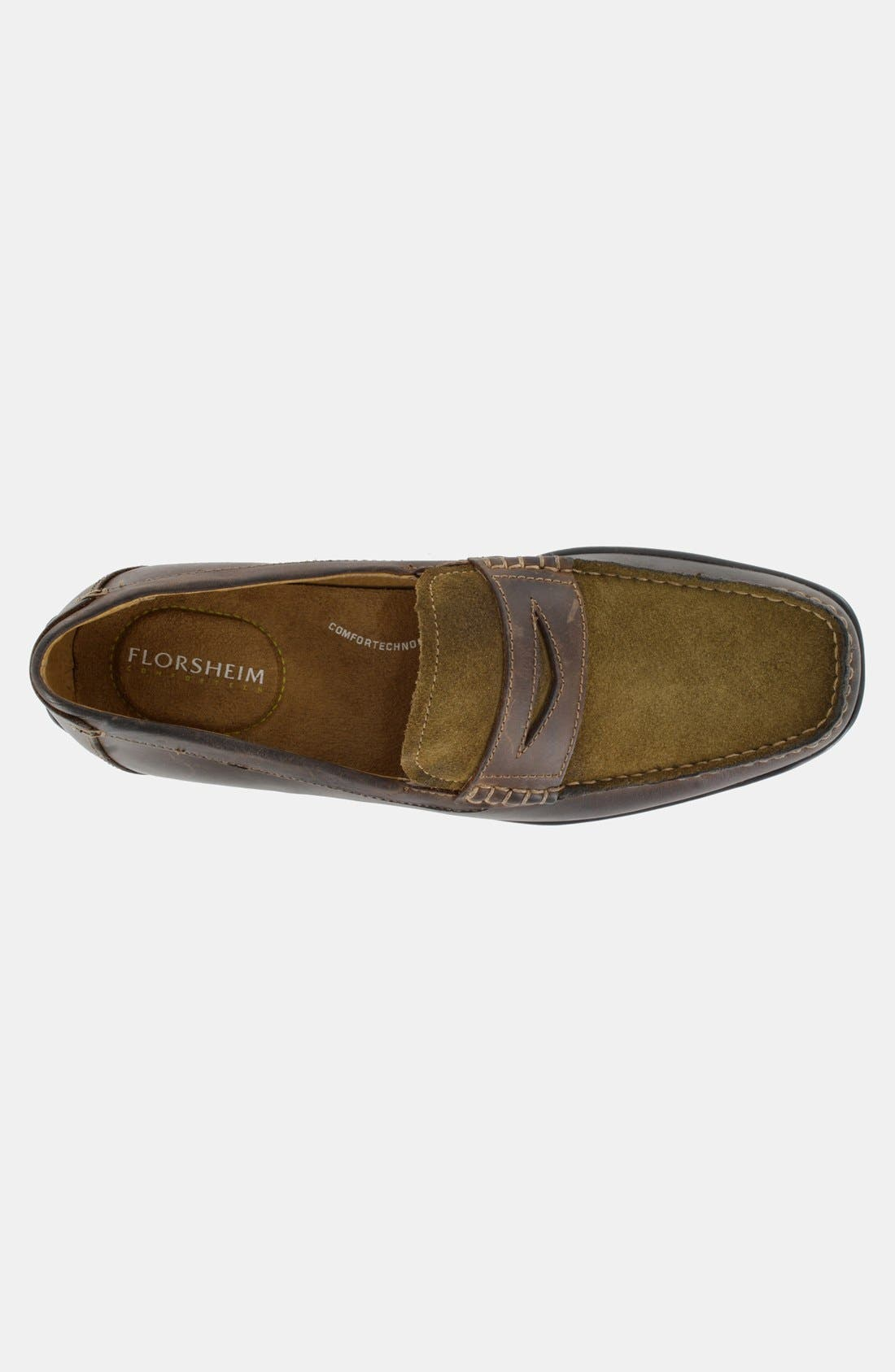 Alternate Image 3  - Florsheim 'Nowles' Penny Loafer