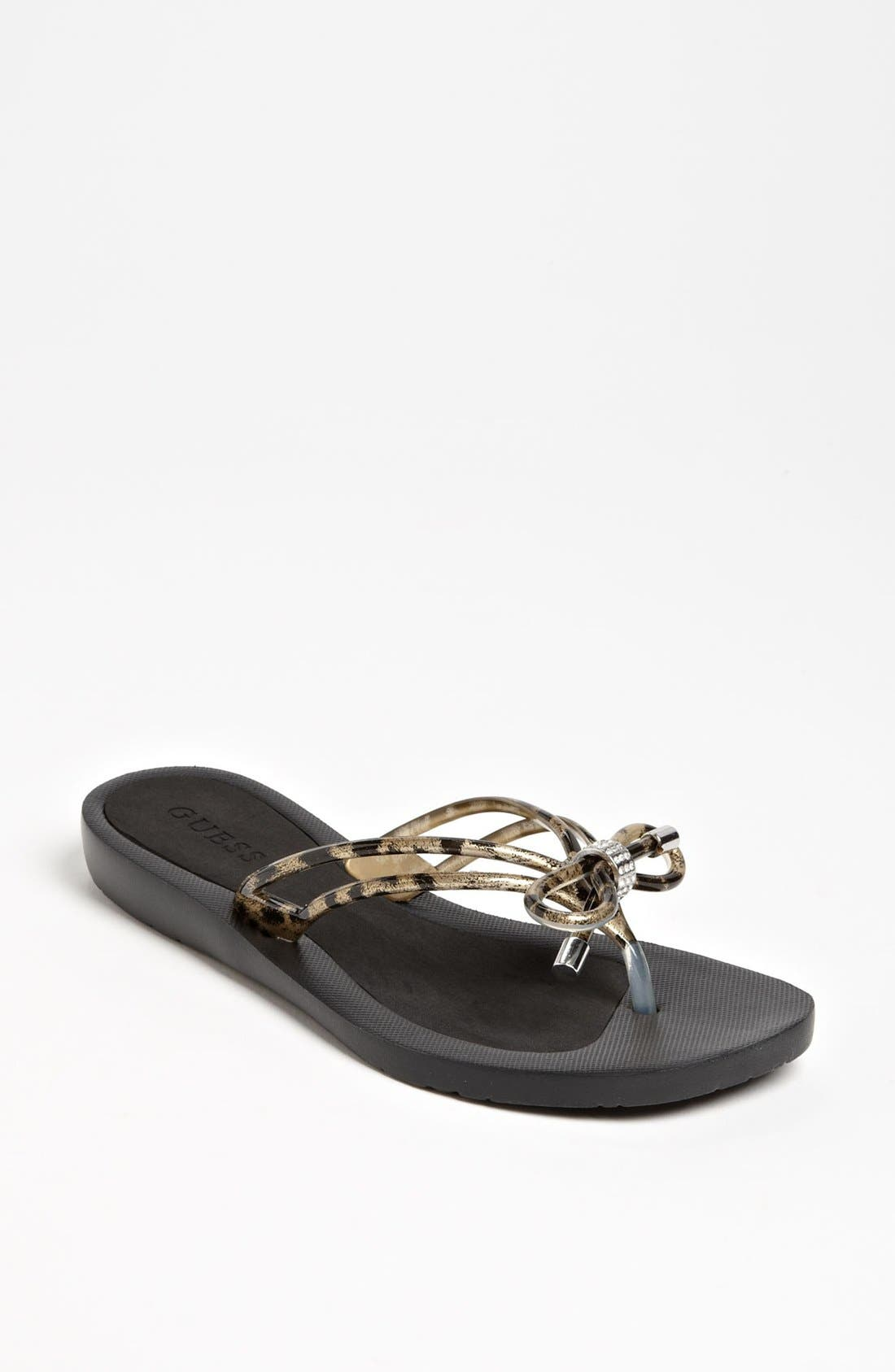 Alternate Image 1 Selected - GUESS 'Talya' Sandal