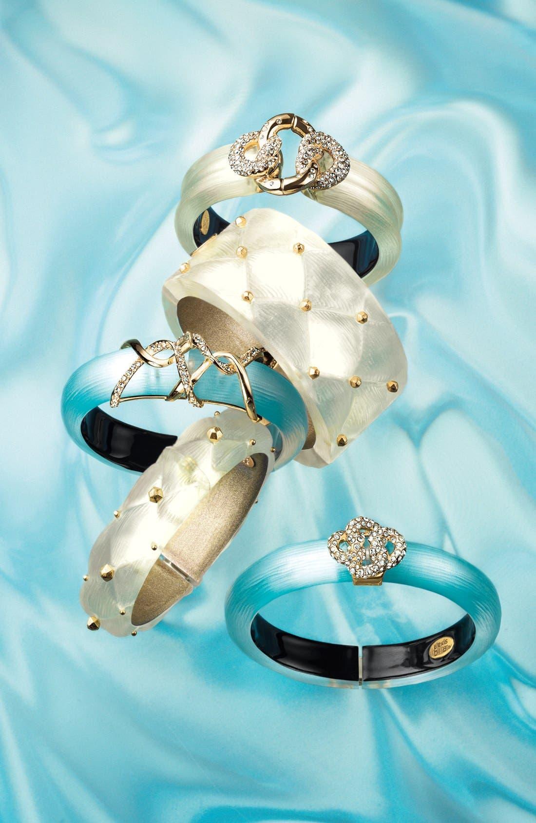 Alternate Image 2  - Alexis Bittar 'Lucite®' Large Quilted Bracelet