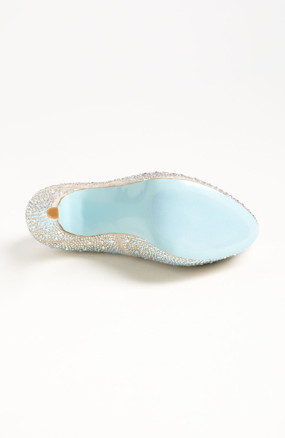 Alternate Image 4  - Blue by Betsey Johnson 'Wish' Pump