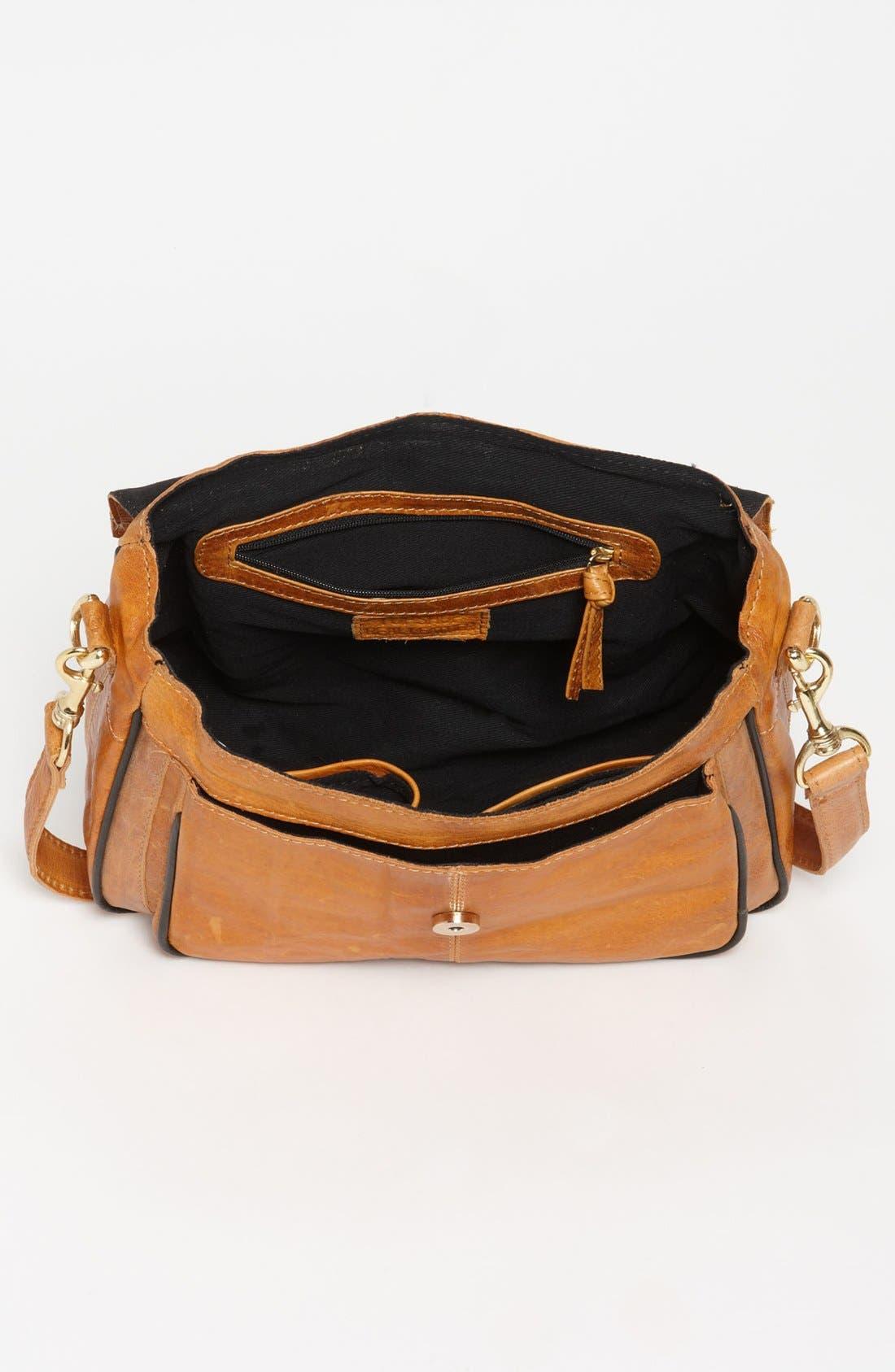 Alternate Image 2  - Topshop '70s' Leather Satchel